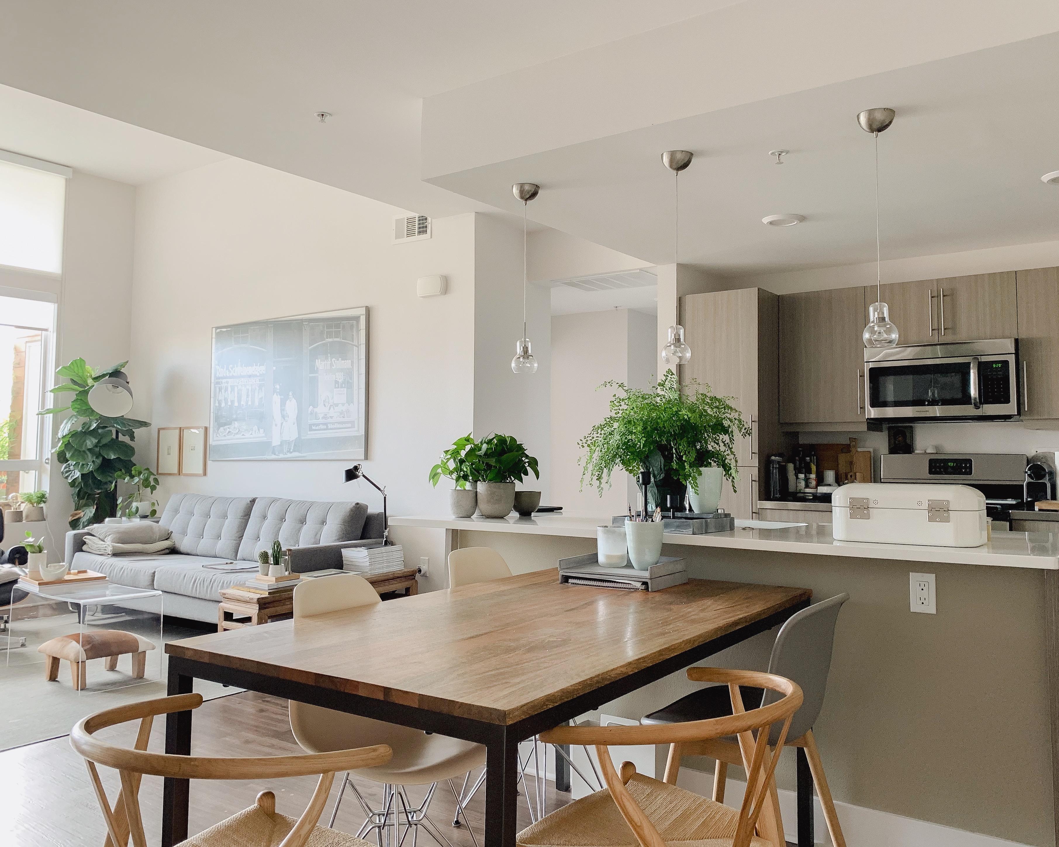 Offene Küche Wohnzimmer Ideen Luxus Fene Küche Mit ...