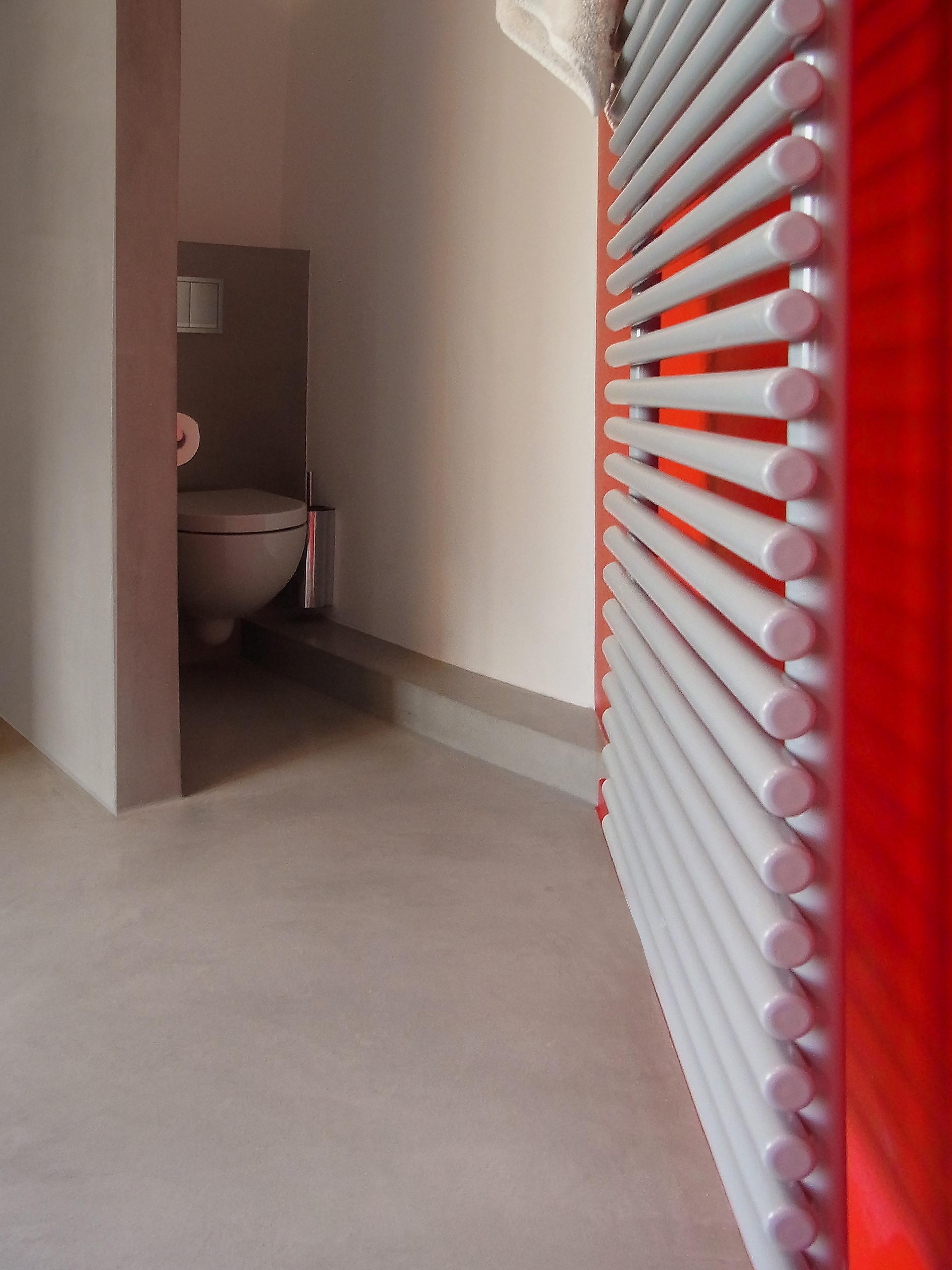 Offenes Badezimmer #offenesbadezimmer #betonciredusche ©MEYLENSTEIN