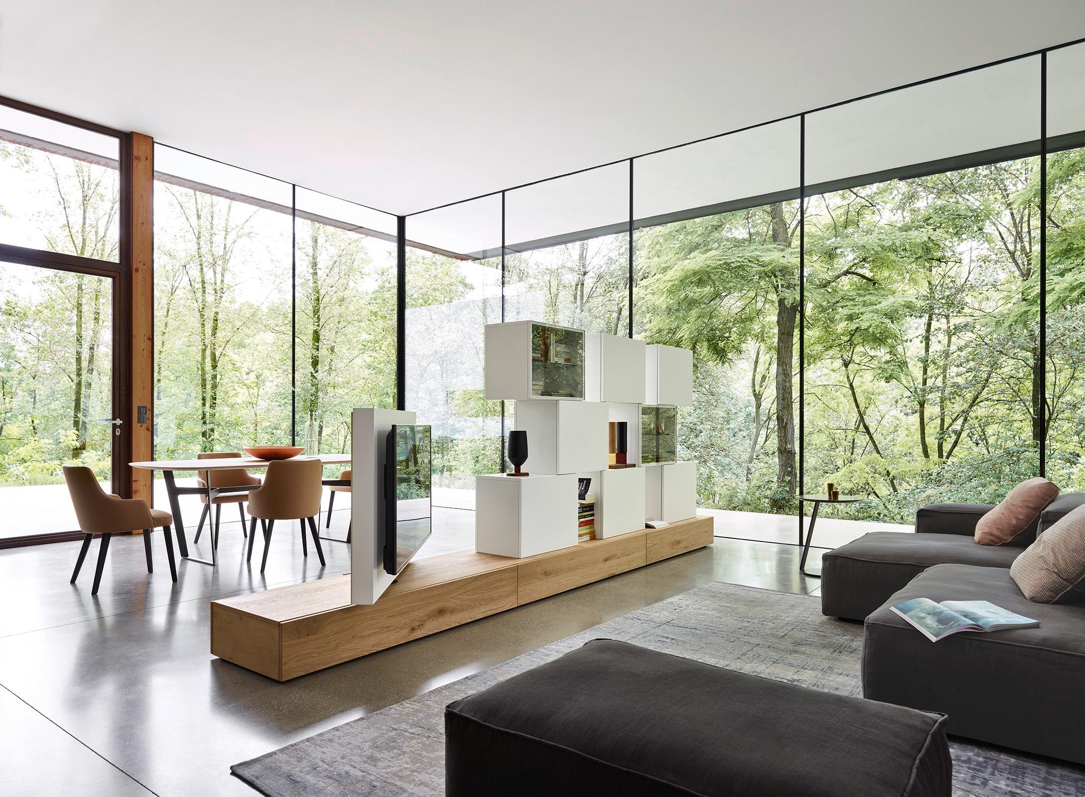 Wohnzimmer bilder ideen couchstyle - Einrichtungsideen raumteiler ...