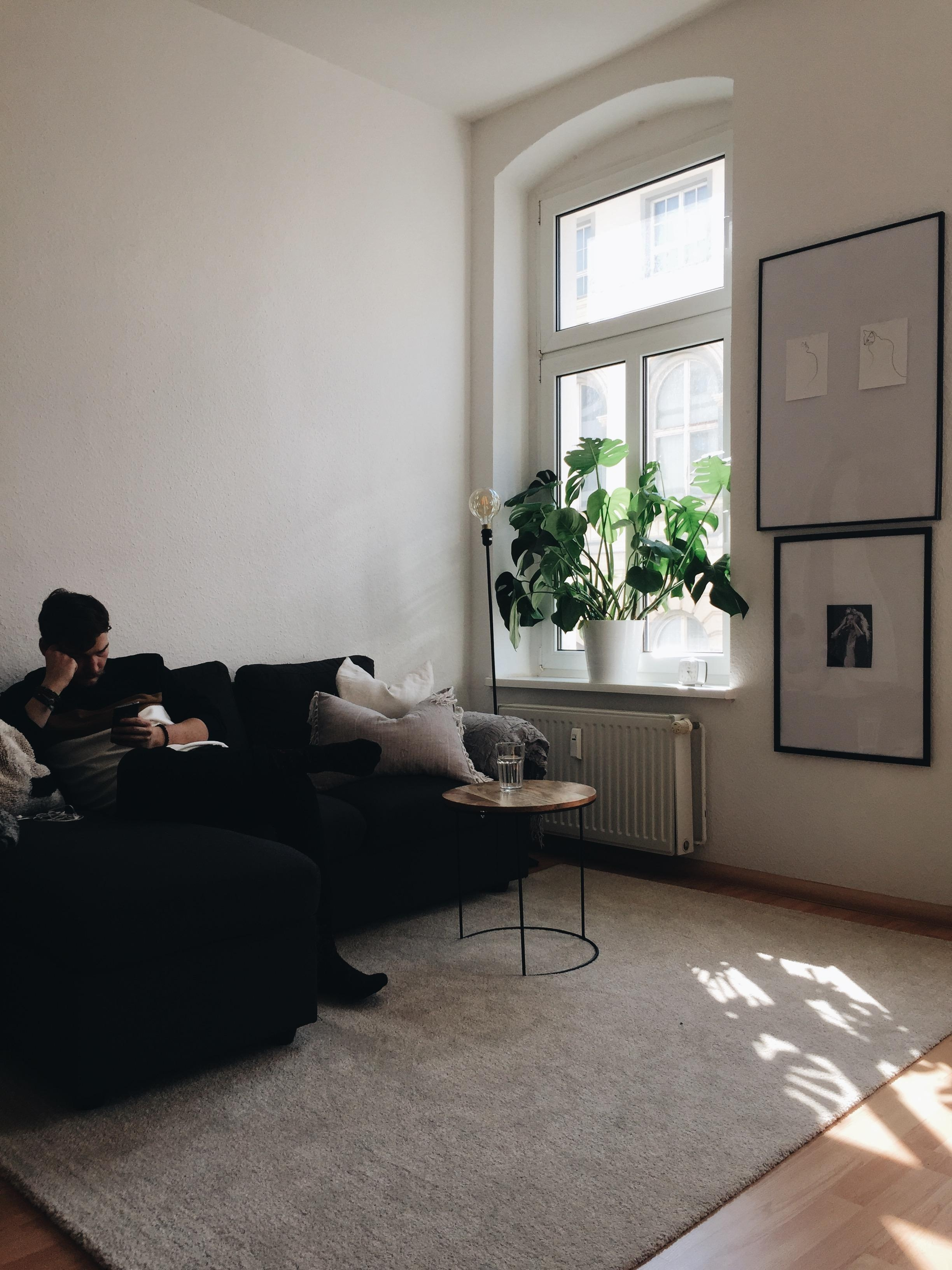 Oh Boy ✨ #livingroom #simple #lieblingsecke