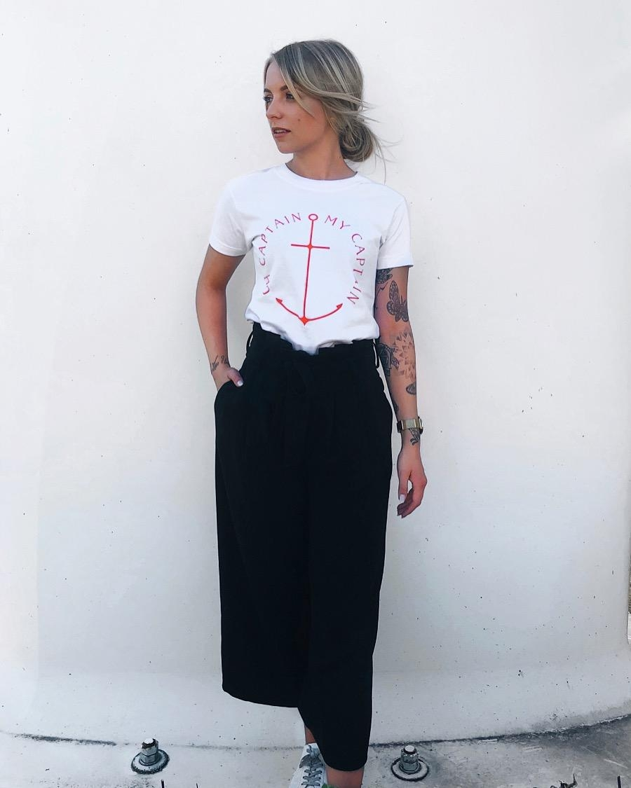 Oh captain  my captain ankerliebe femmedemarin outfitinspiration fashion unterarmtattoo tattoo  0932fd5f 3664 4add 9d02 7f823ffd0ad1
