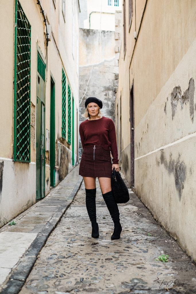 #ootd #frenchchic #overkneeboots #styleguide #howtodress #whatiwore #streetstyle #dailyoutfit #realoutfit #outfitinspo