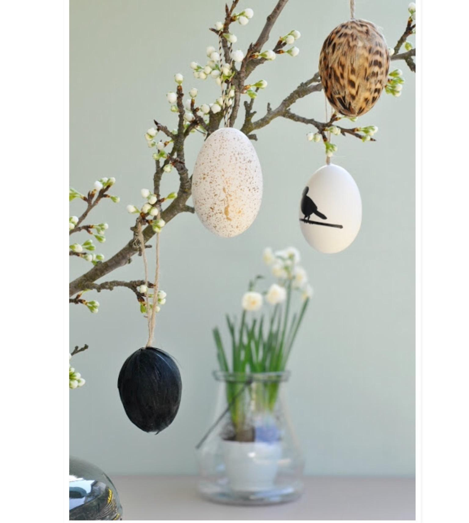 #osterstrauß #ostertisch #easter #easterdecor