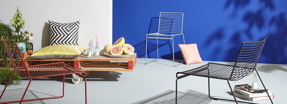 Outdoor Möbel Aus Dem Schöner Wohnen Shop Draußen