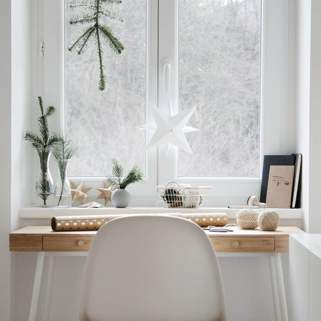 Packerl-Endspurt #weihnachten #living #interior #ska...
