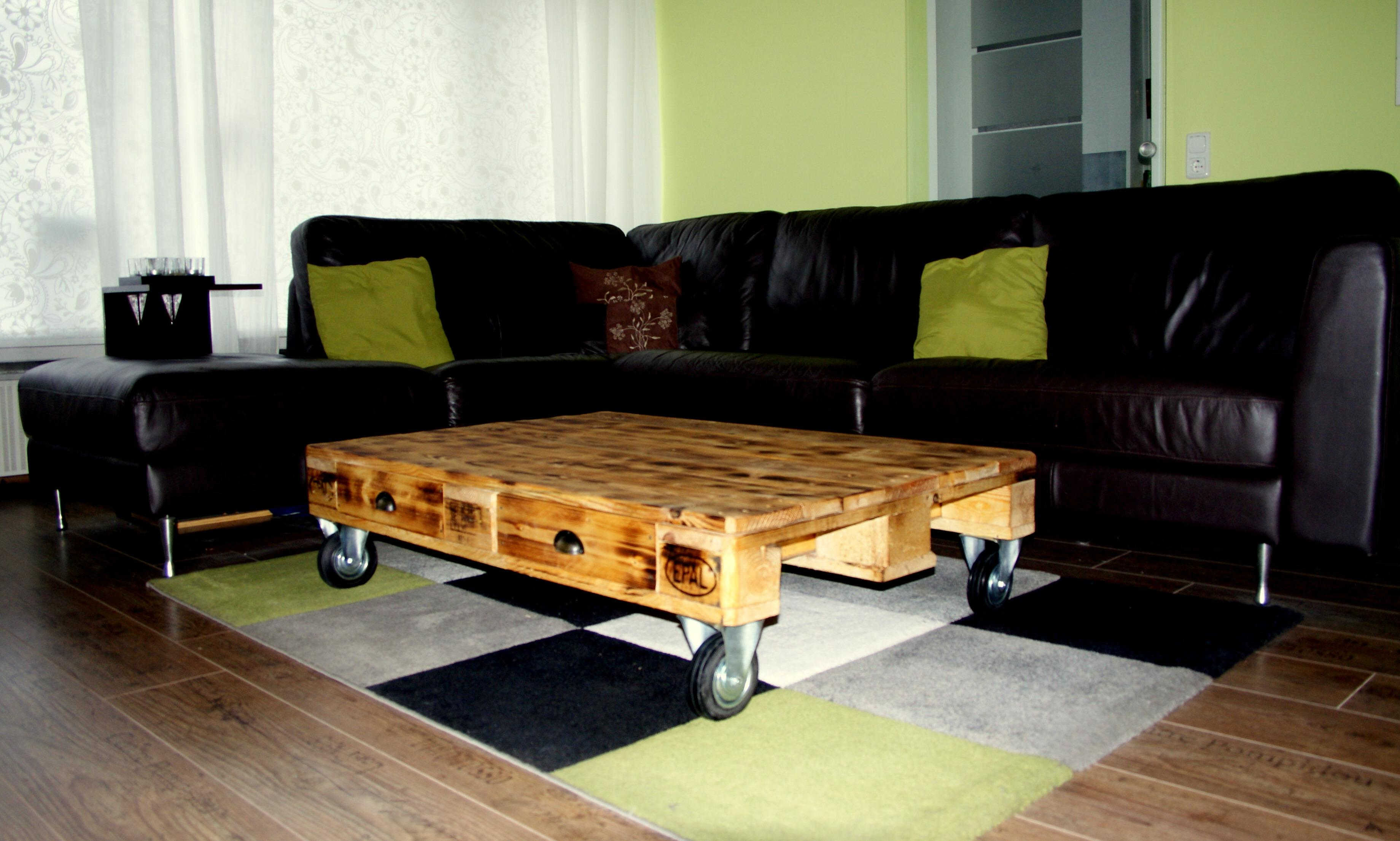 Couchtisch Selber Bauen Bilder Ideen Couch
