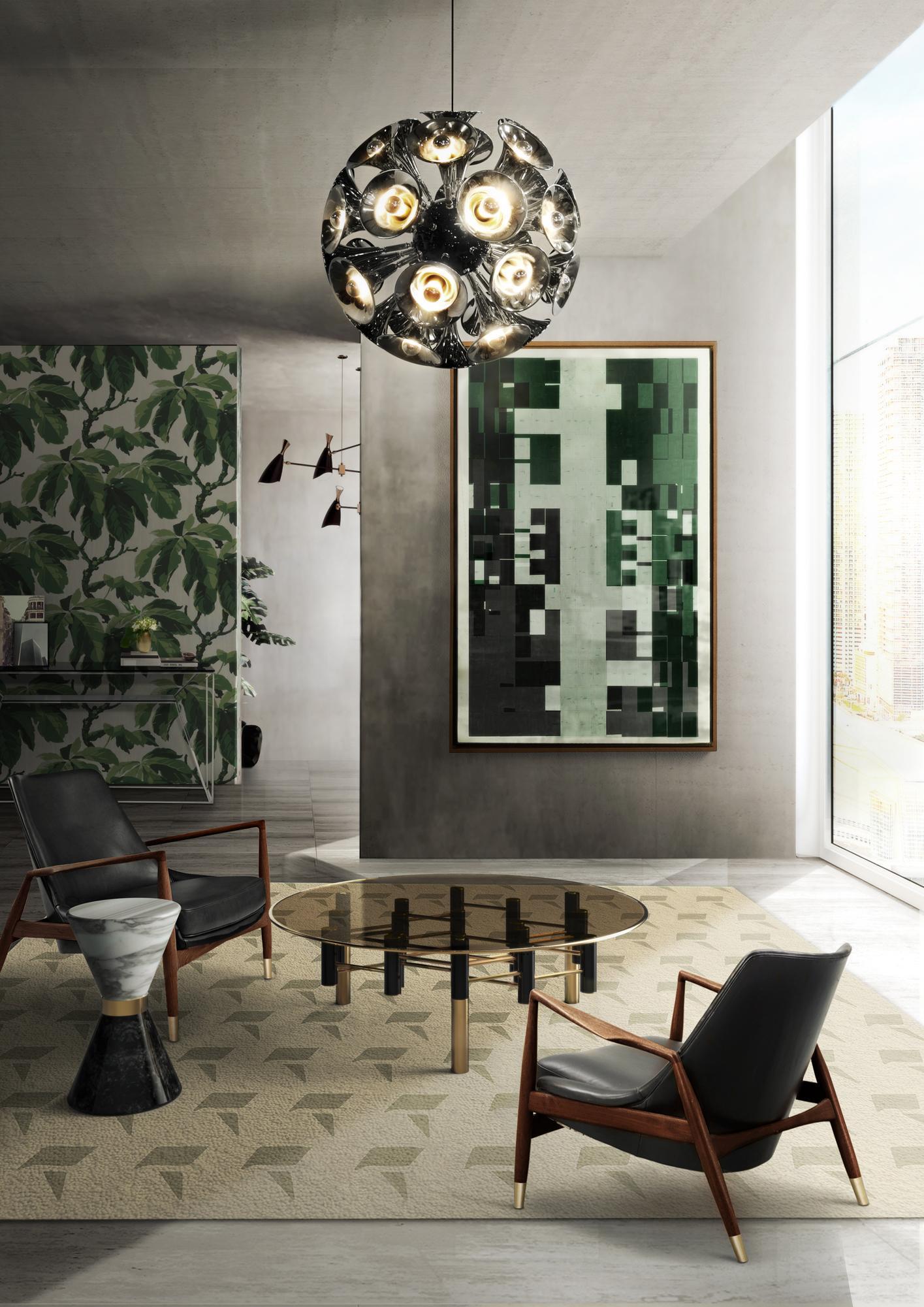 pendelleuchte • bilder & ideen • couchstyle, Wohnzimmer