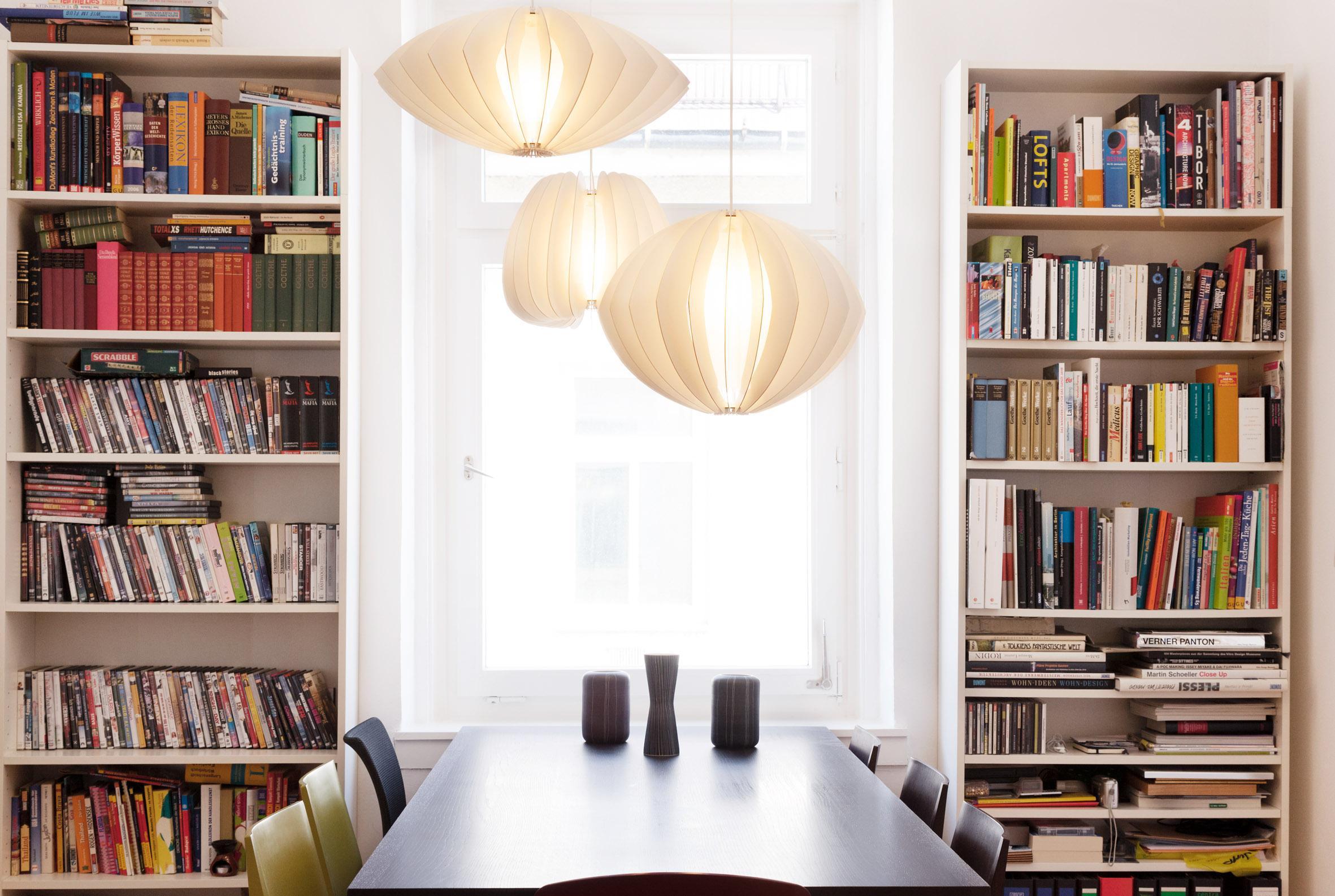 bücherregal • bilder & ideen • couchstyle, Wohnzimmer