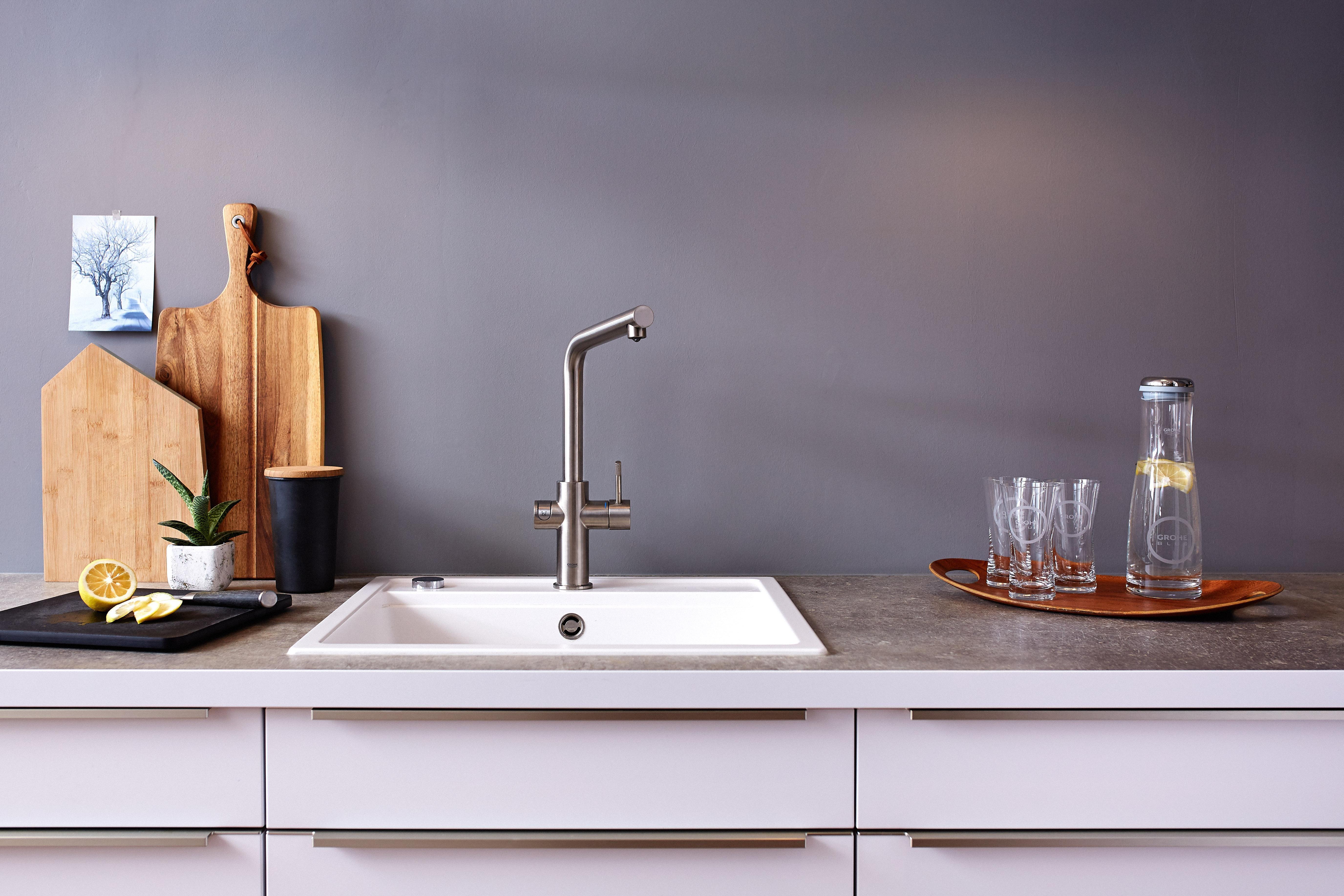 Bilder und Inspiration für moderne Küchen!