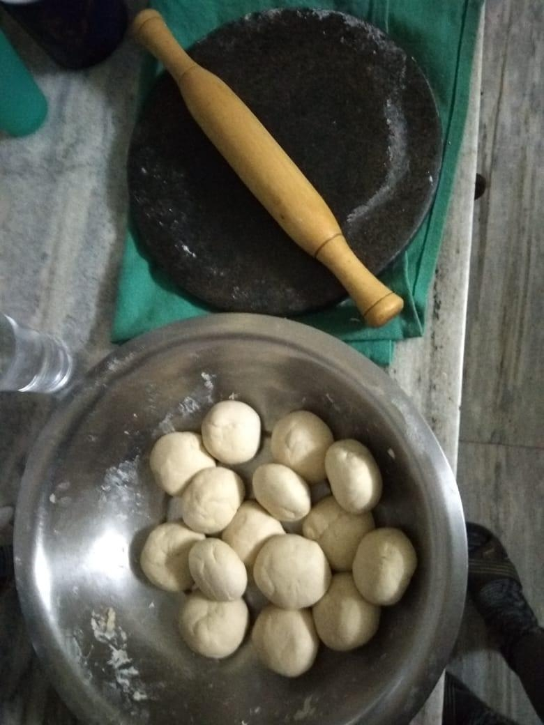 pfannenbrot à la nepal