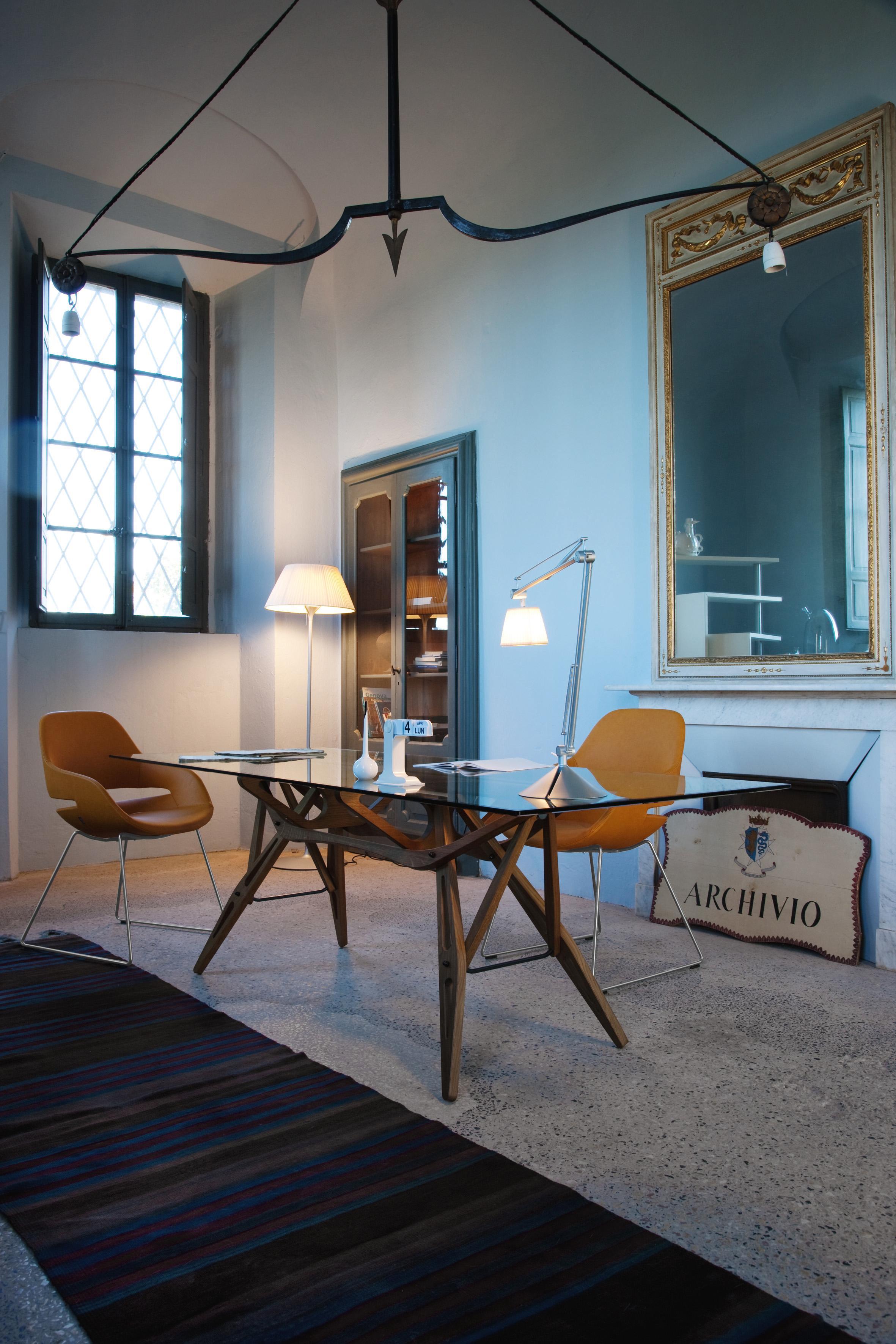 Design Holztisch Pfeil Und Bogen Design Holztisch Teppich Spiegel Couchstyle