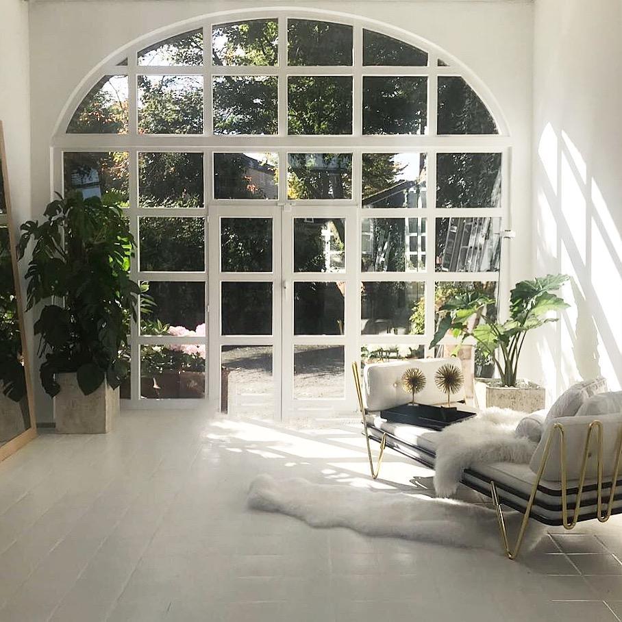 Pflanzen sind ein Muss! #urbanjungle #wohnzimmer #mi...