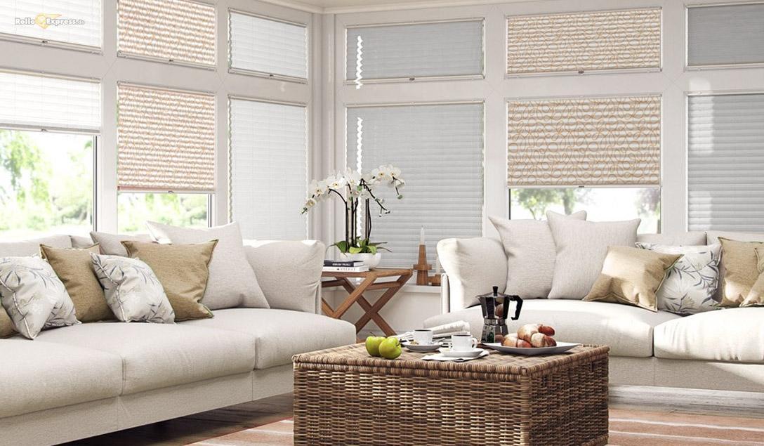 Plissee Express plissee bilder ideen couchstyle