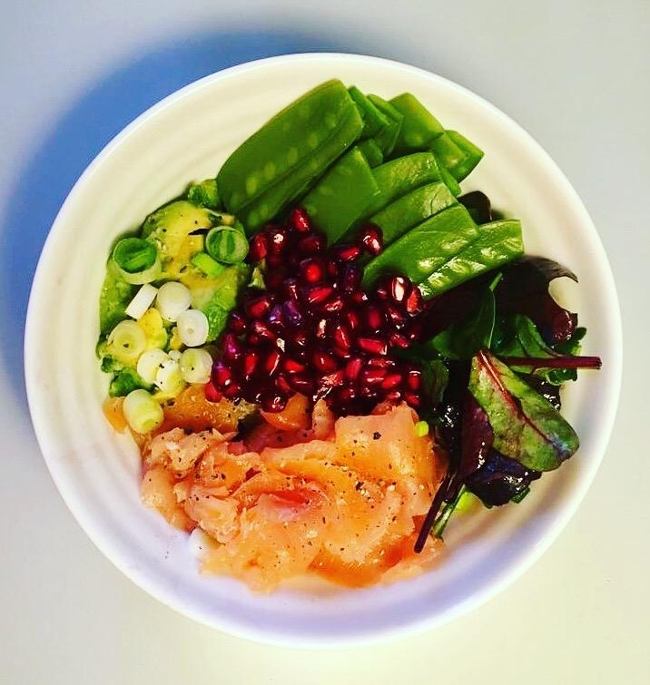 POKE Bowl selfmade 