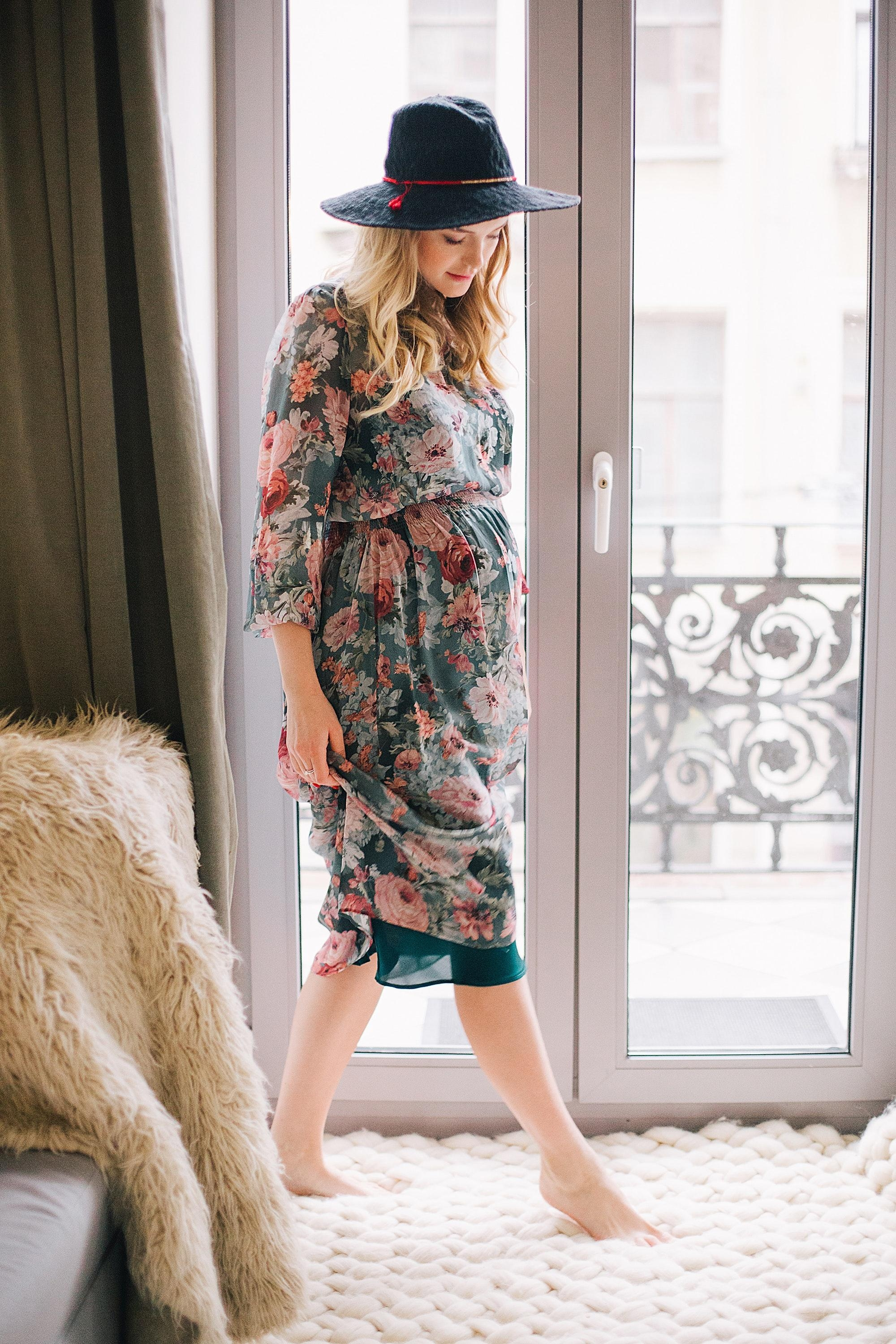 Pregnant with style #ootd #fashionchallenge #stylishbump #couchmagazin