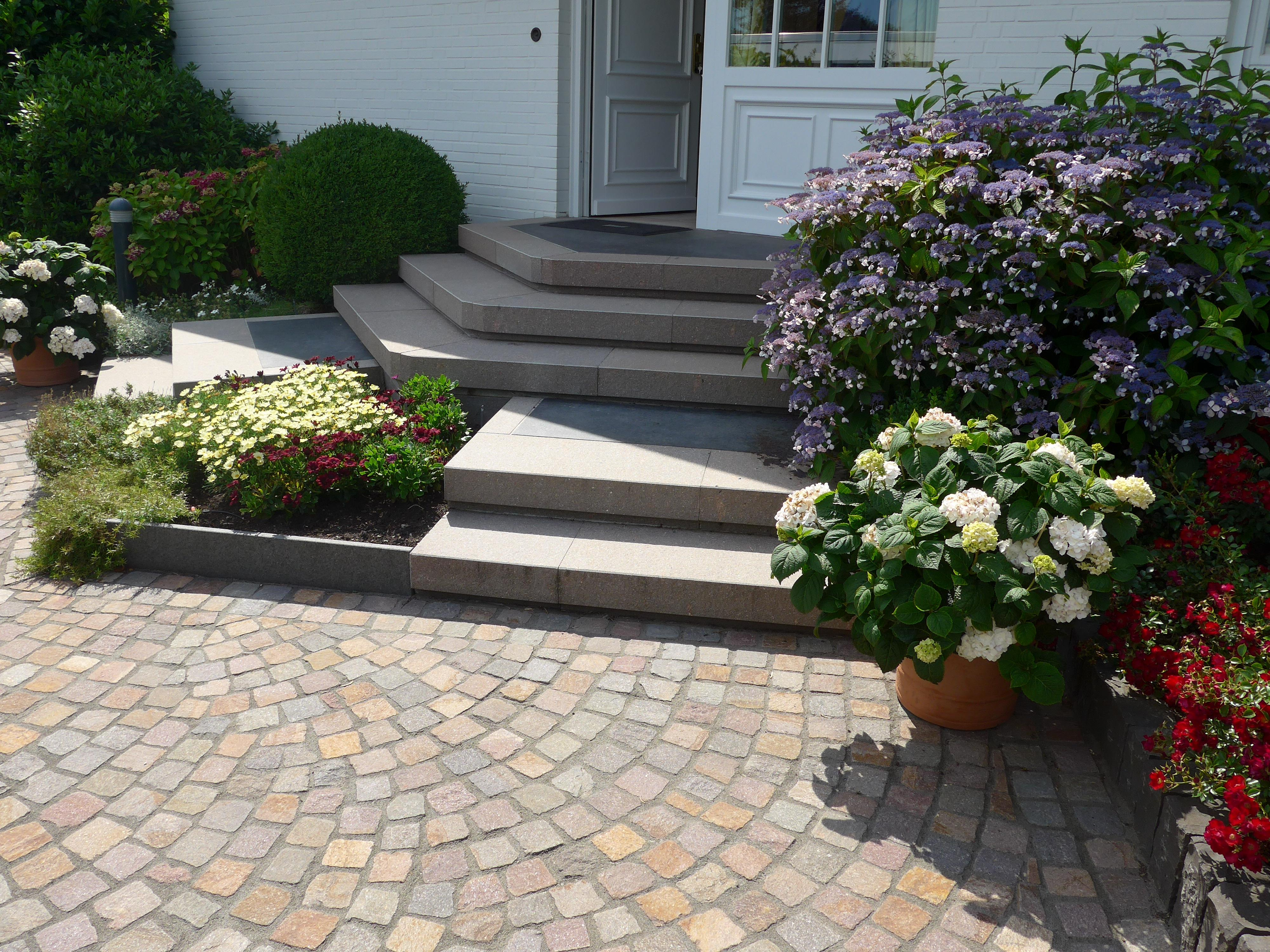 privatgarten in pinneberg gartengestaltung heinz scharnweber garten und landschaftsbau gmbh - Gartengestaltung Reihenhaus