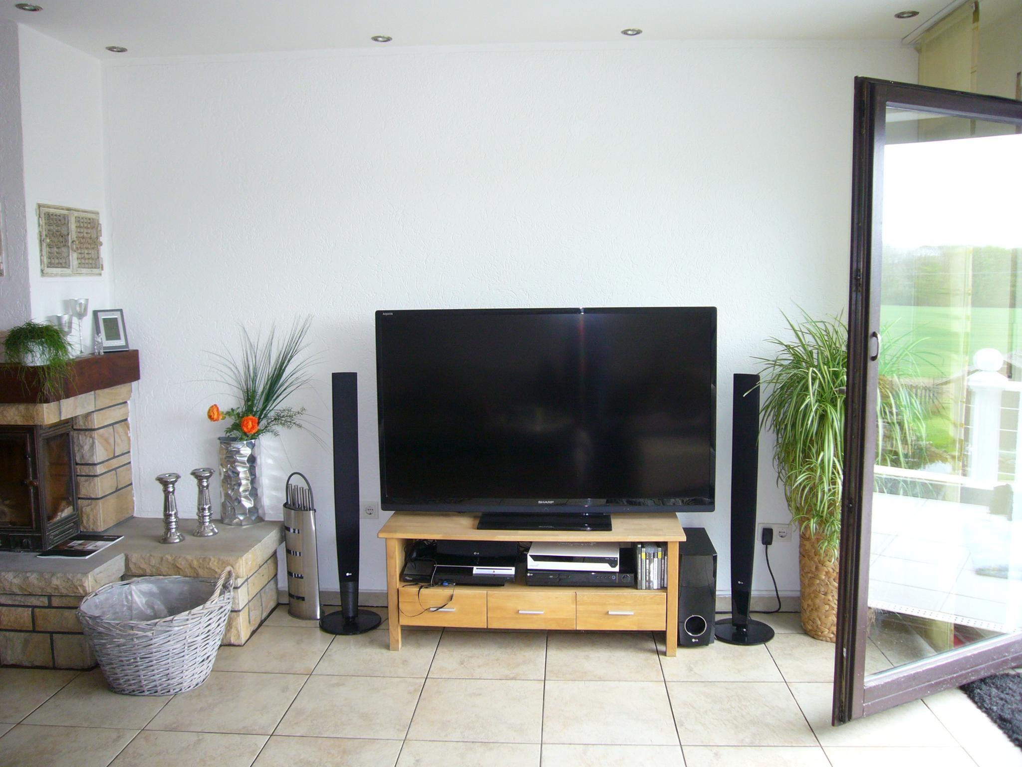 Raumgestaltung Kamin Und Tv Ecke Wohnzimmer Raumg