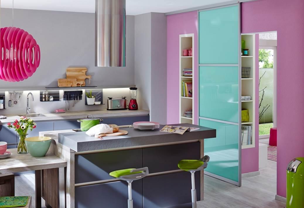 Küche Raumteiler gläserner raumteiler bilder ideen couchstyle