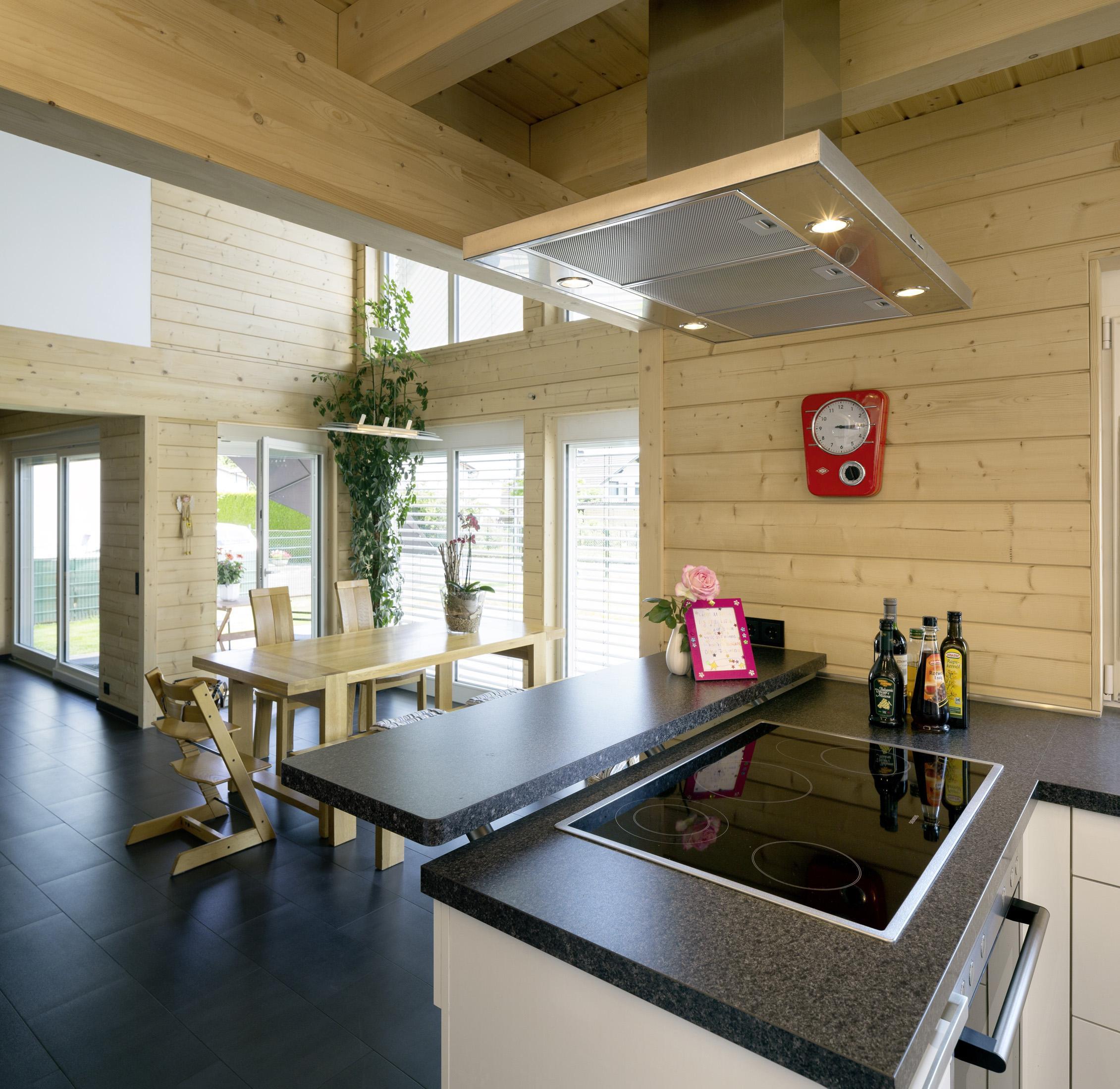 Moderne Holzdecken Beispiele. Amazing Tapete Flur Ideen
