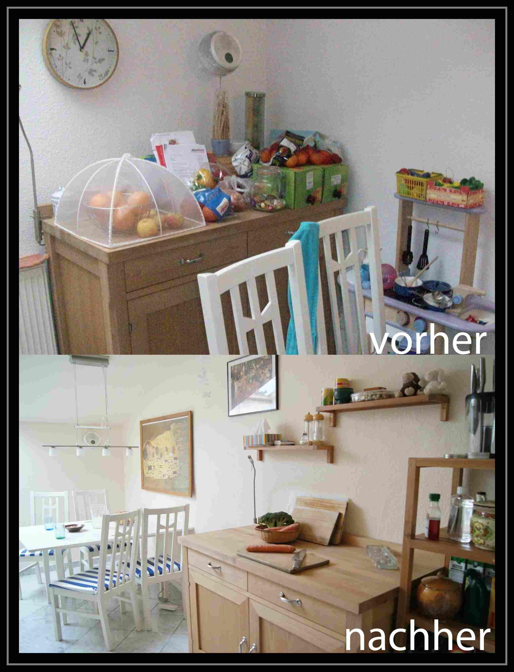 ReDesign Küche #küchentisch #küchenmöbel #küchenabla...