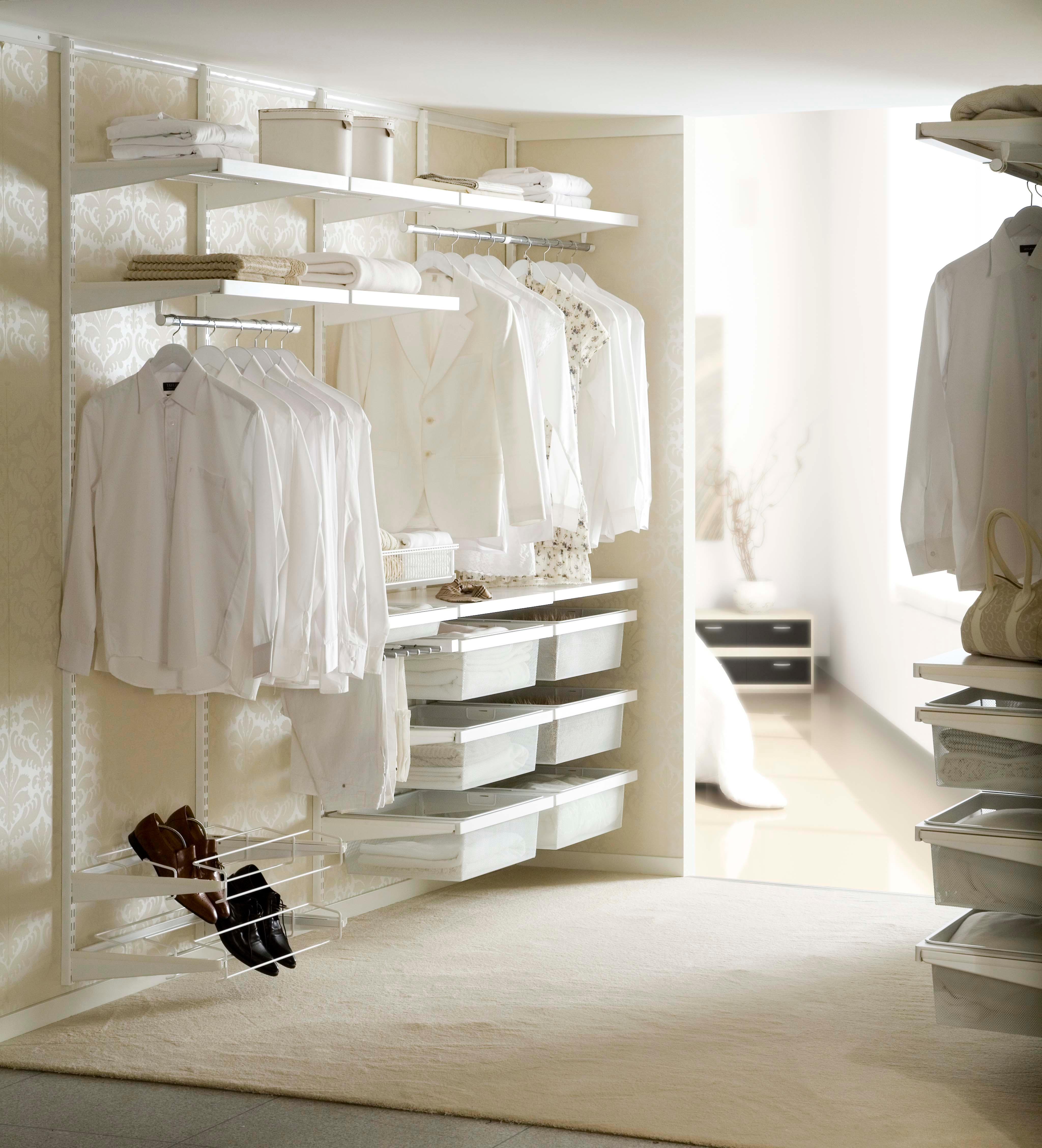 Begehbarer kleiderschrank regalsystem  Ankleidezimmer Seite 2 • Bilder & Ideen • COUCHstyle