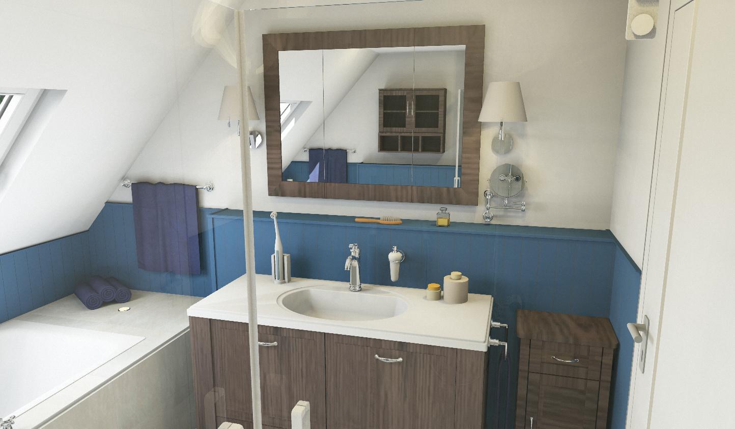 Vintage Badezimmer • Bilder & Ideen • COUCH