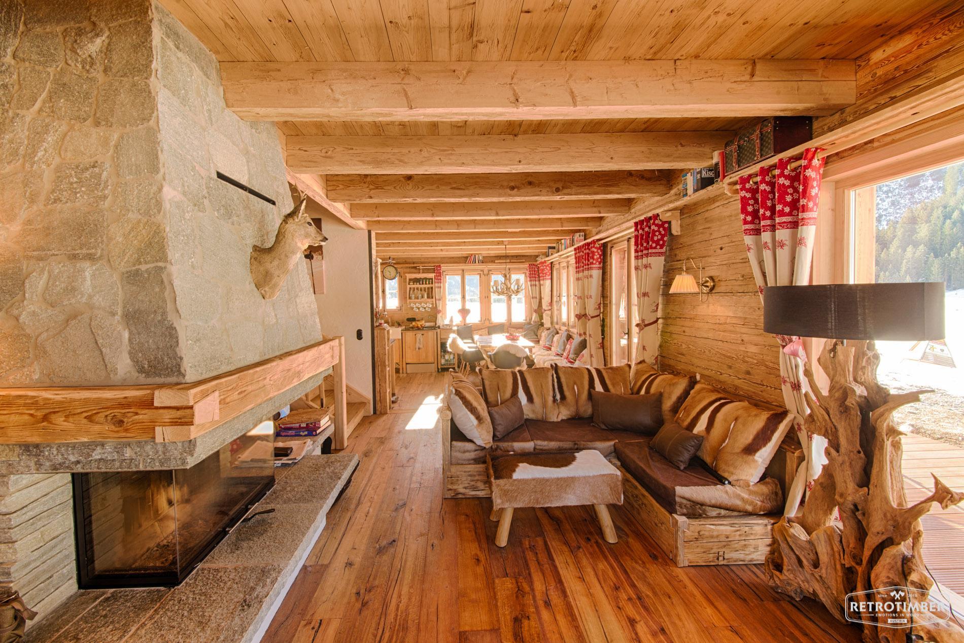 Landhausstil bilder ideen couchstyle for Wohnzimmereinrichtung landhausstil