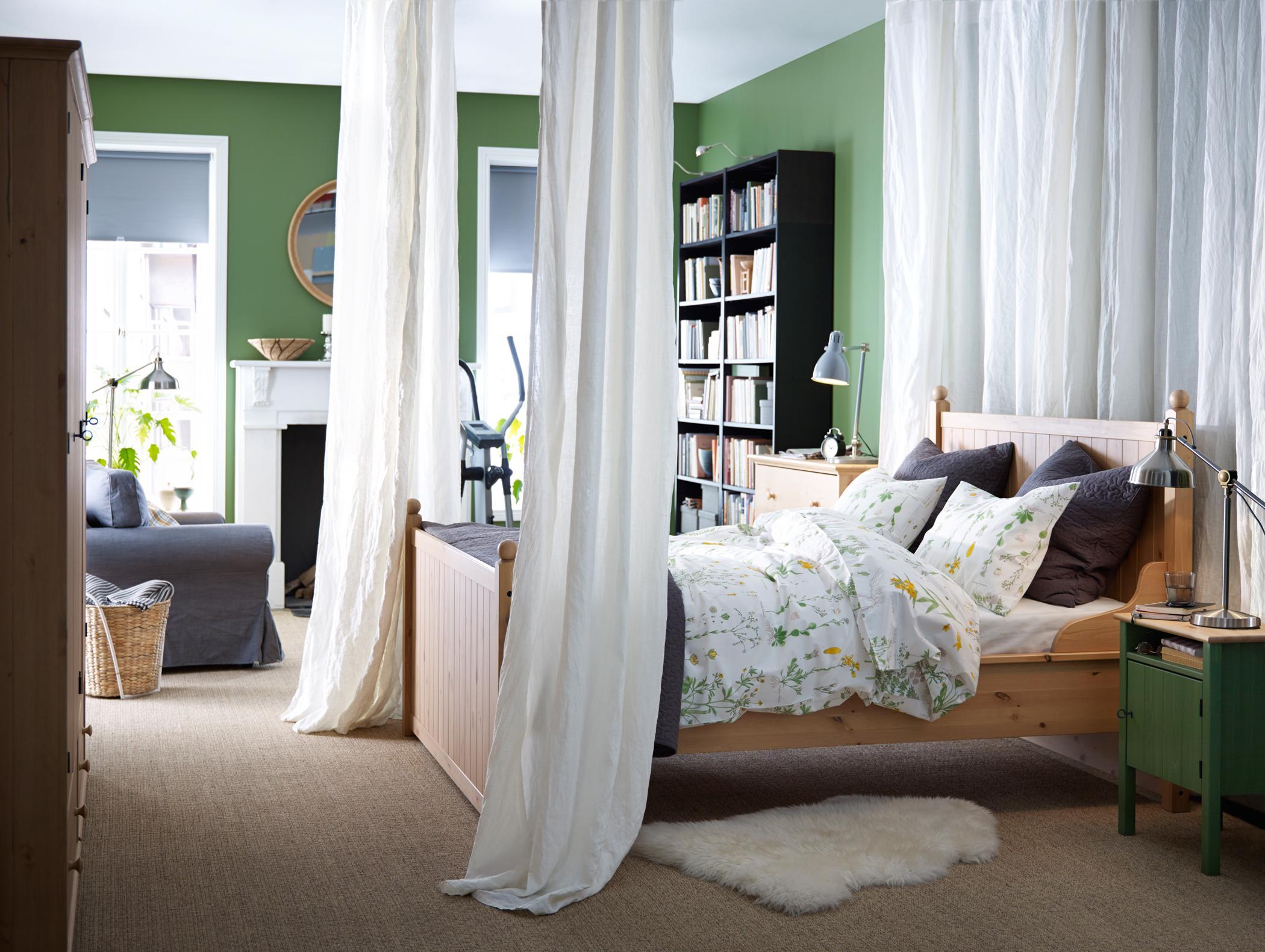 Romantisches himmelbett  Himmelbett • Bilder & Ideen • COUCHstyle