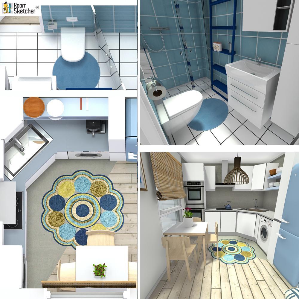 Kleine Wohnung Einrichten • Bilder & Ideen • Couchstyle