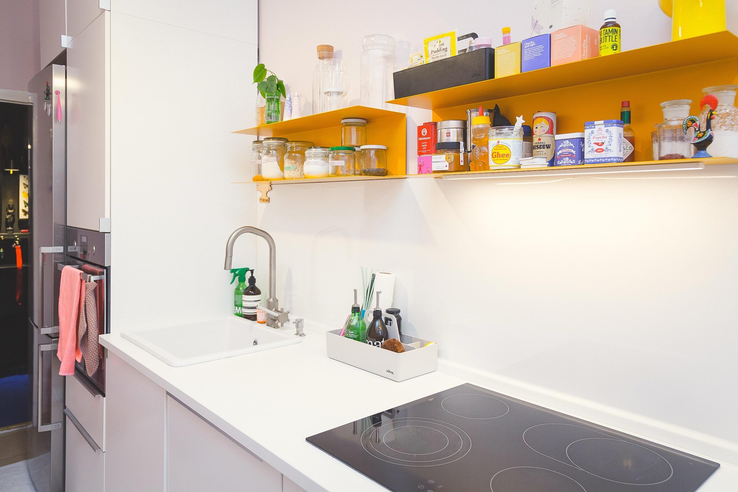 Kleine Küchen • Bilder & Ideen • COUCHstyle