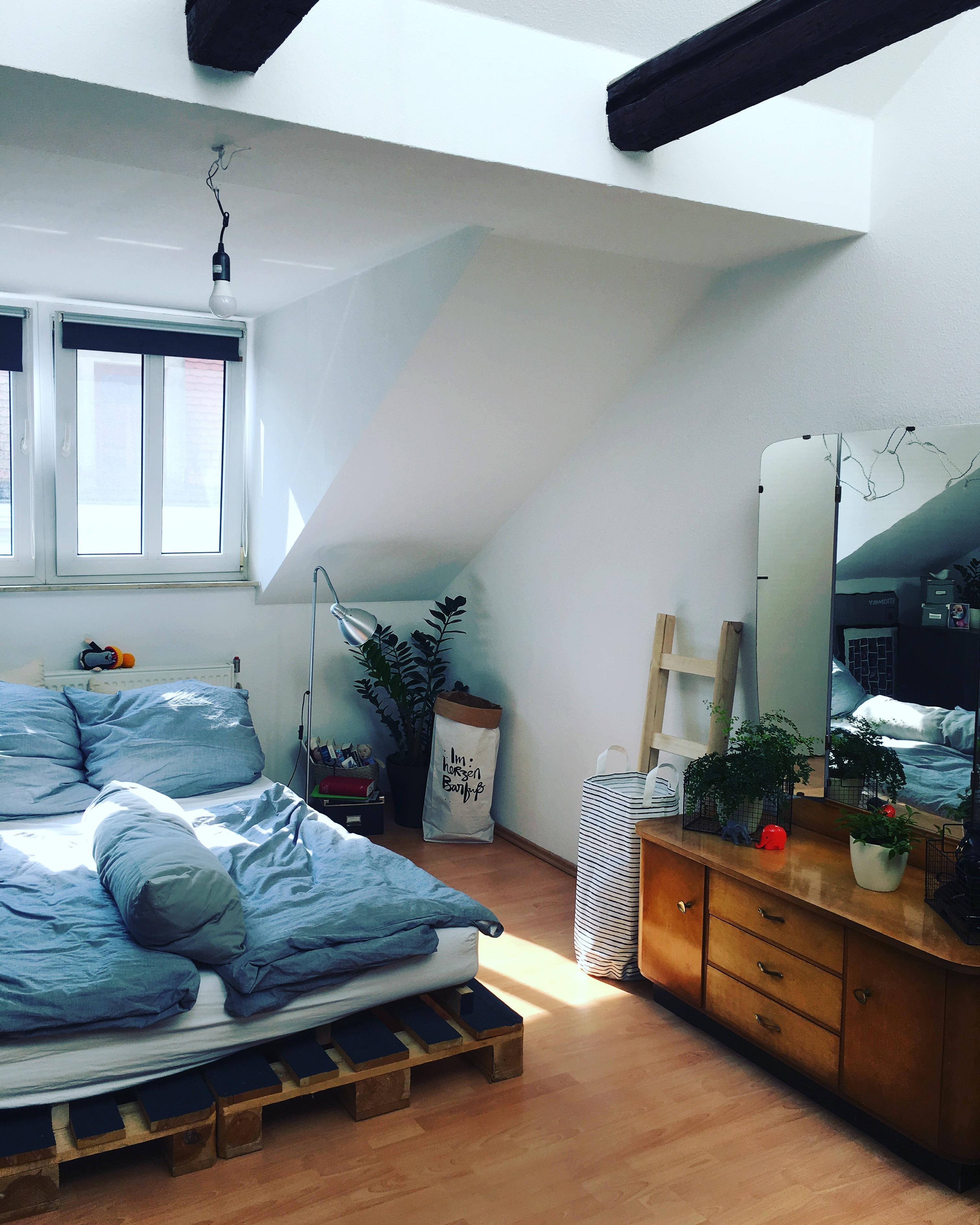 Palettenbett Bilder Ideen Couch