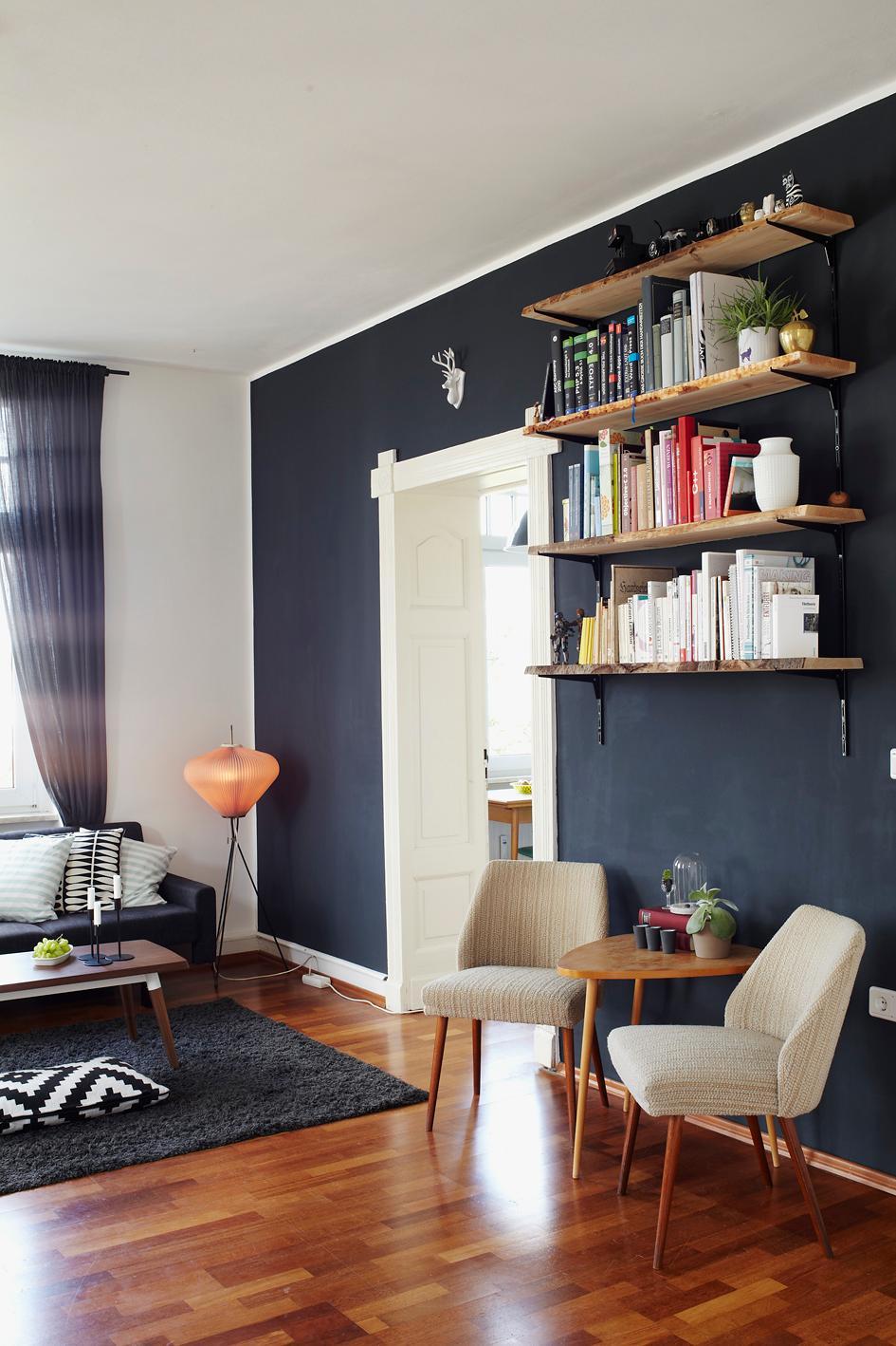 wandfarbe: farben für deine wände ? bilder & ideen ? couchstyle - Wandfarbe Korall