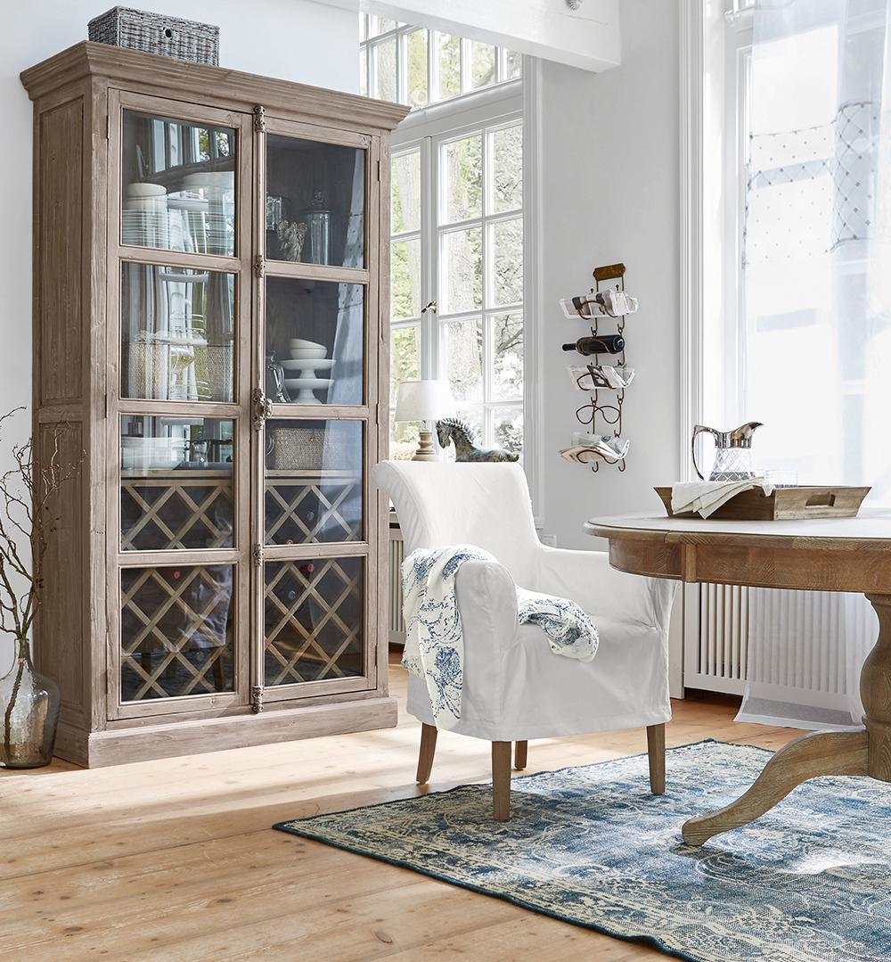 Rustikal bilder ideen couchstyle - Weinregal rustikal ...
