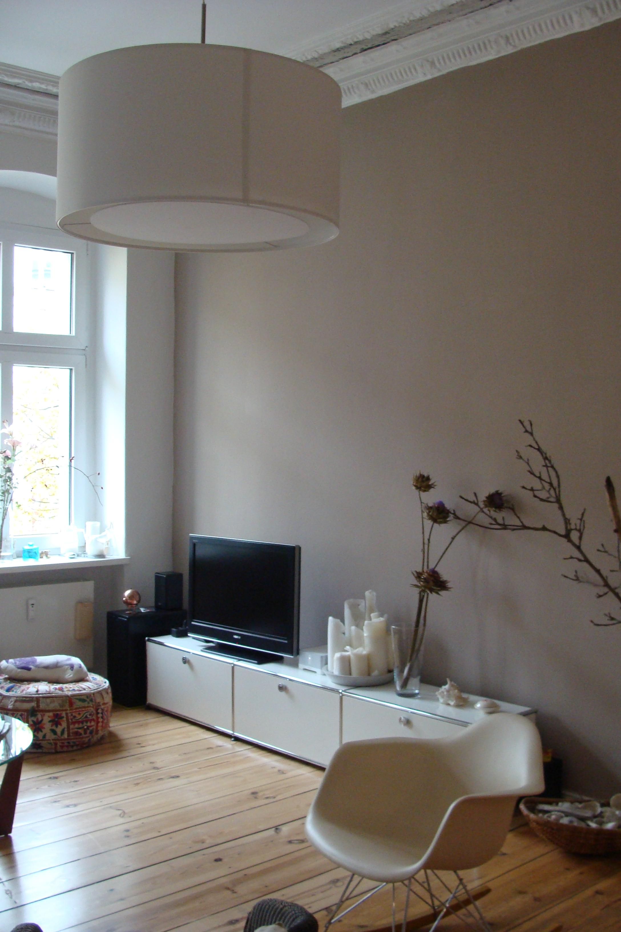 Sandfarbene Wand Im Wohnzimmer #wohnzimmer #sideboard #ethno ©Mareike Kühn  Interior Stylist U0026amp