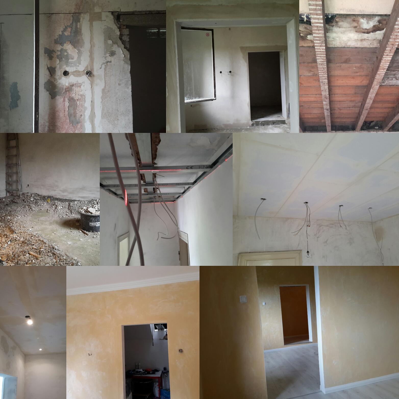 Sanierung wohnung wandgestaltung exellentworkers for Wandgestaltung wohnung