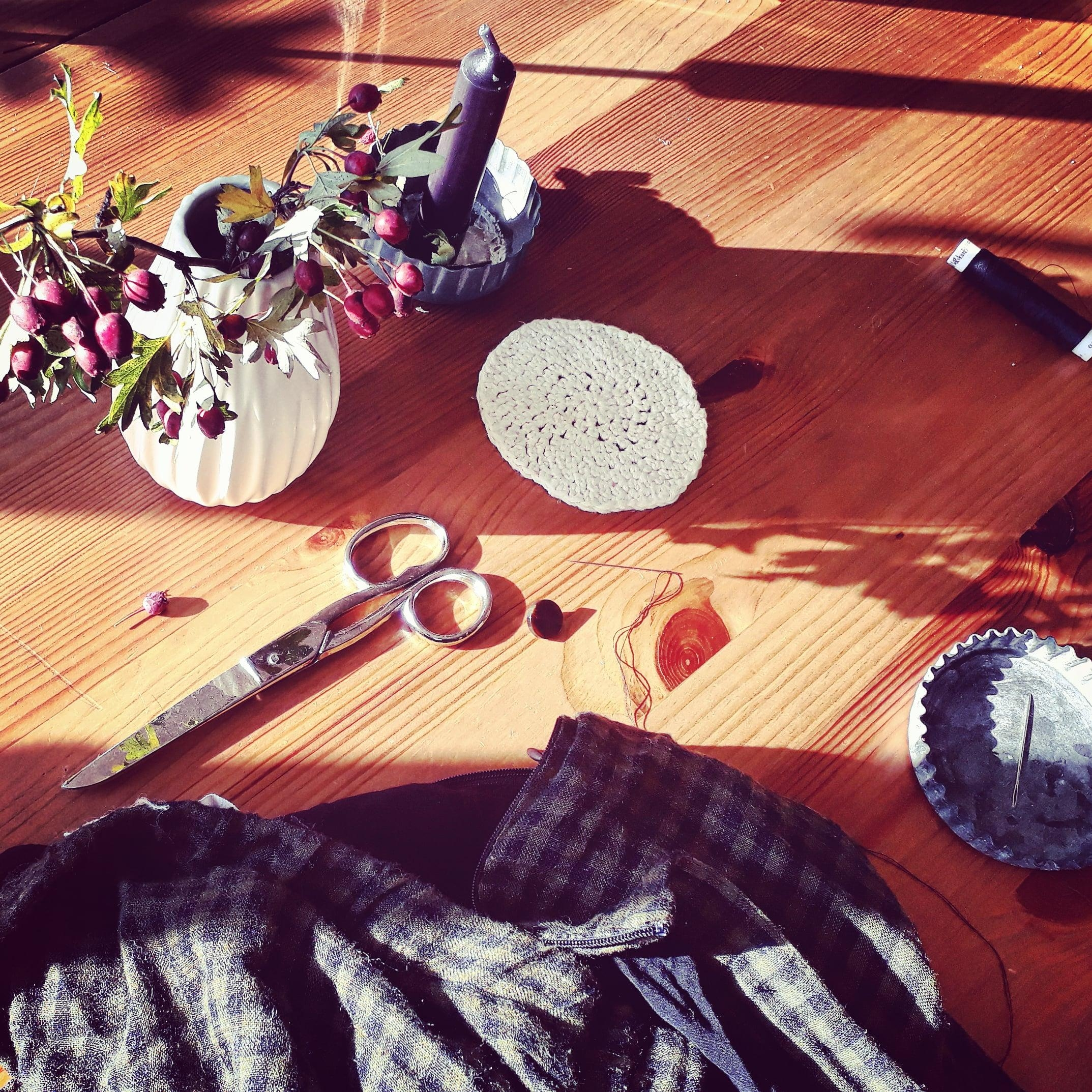 Saturday morning in fall 🍂🍁
