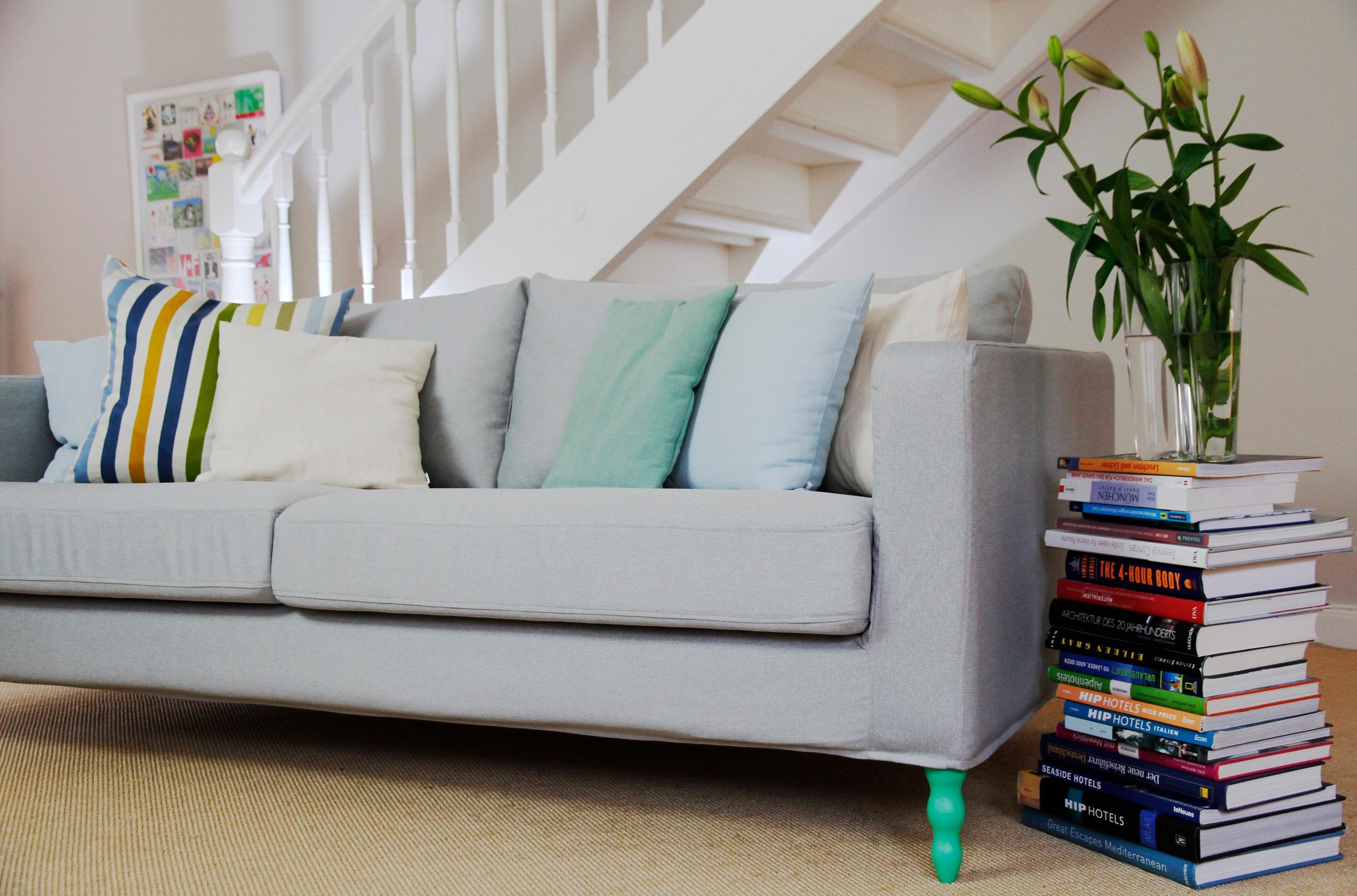 Kariertes Sofa • Bilder & Ideen • Couchstyle