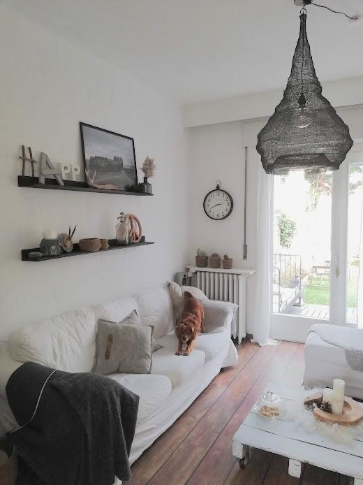 #scandistyle #nordichome #wohnzimmer #lampe #simple #livingroom #diy