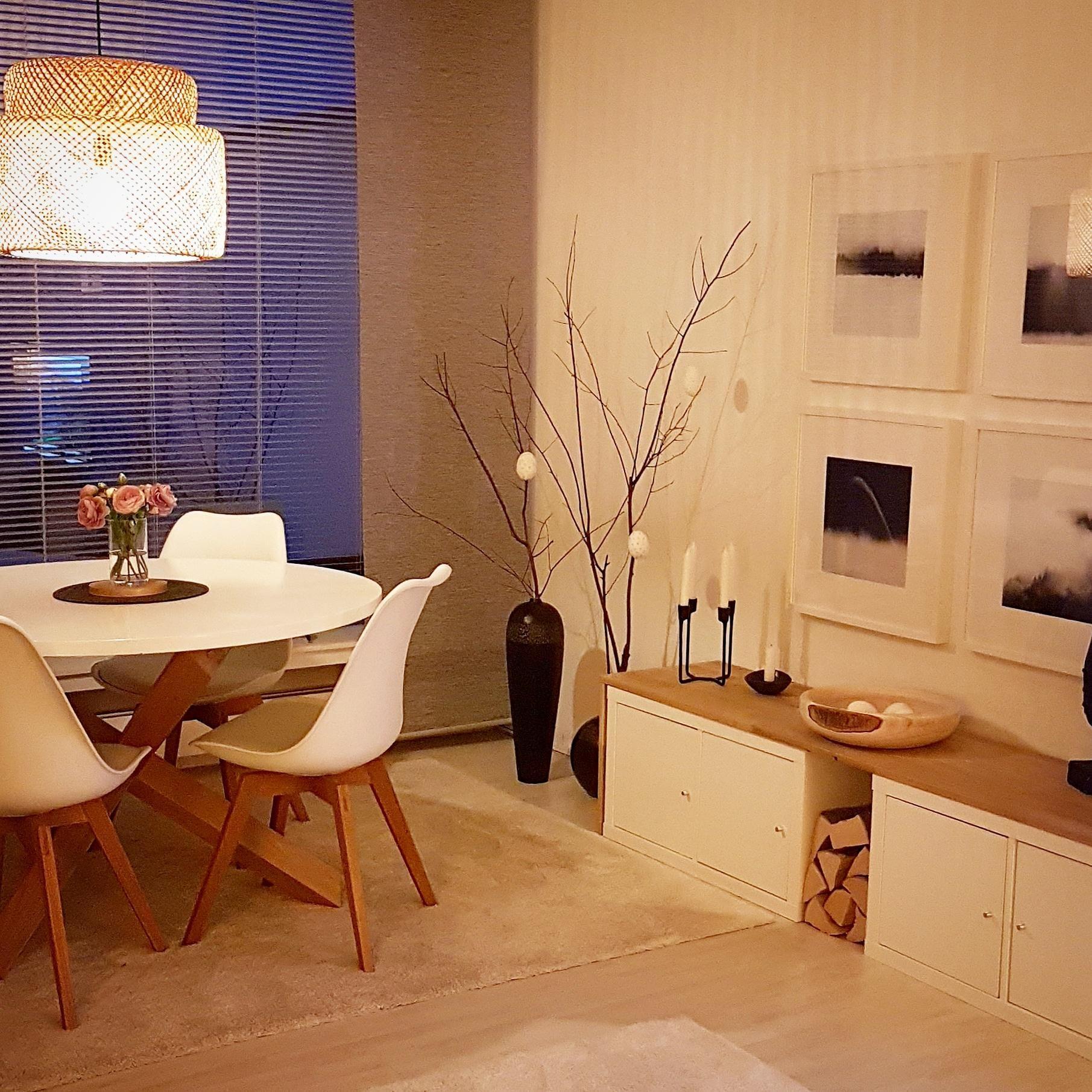 scandystyle #ikea #lampe #esszimmer #wohnzimmer #wo