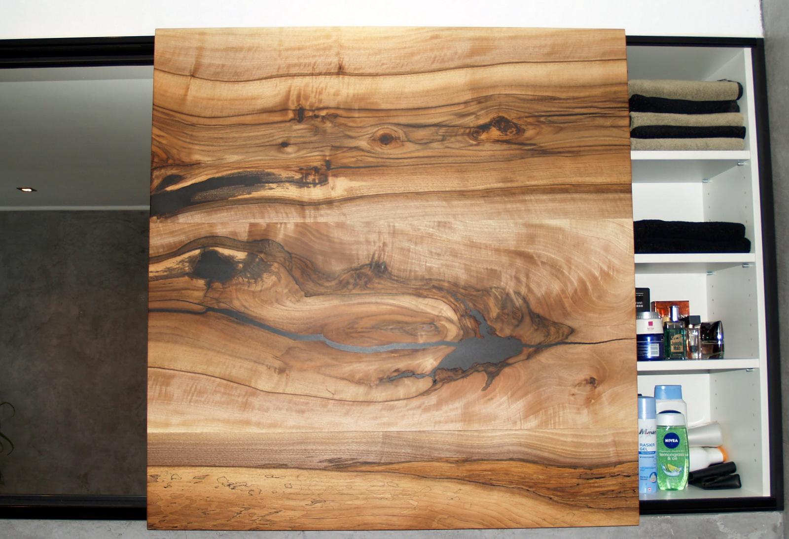 Schreinerei Eder schiebetüren aus nußbaum badmöbel schreinerei eder