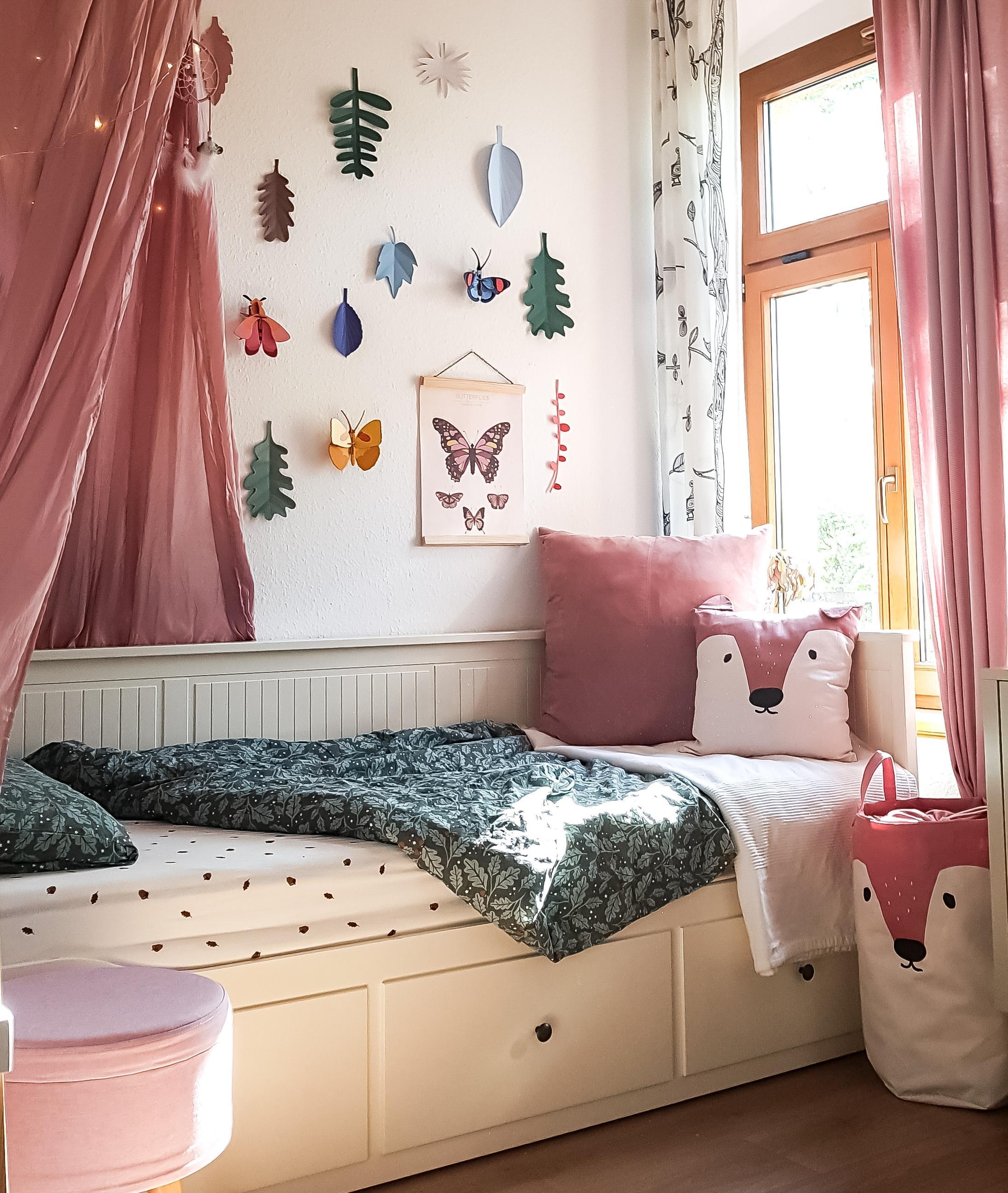 Mädchenzimmer: Kinderträume wahr machen, so geht\'s!