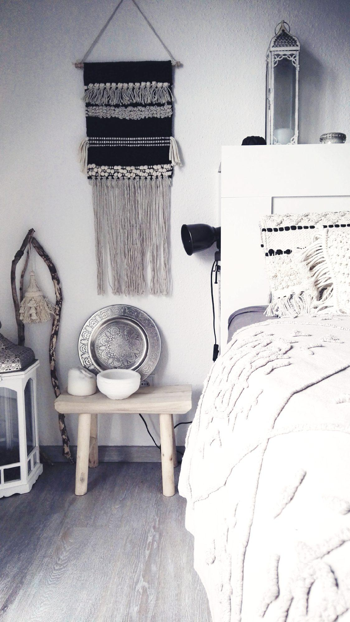 Gemütlich Bohemian Style Schlafzimmer Weiss Bilder - Hauptinnenideen ...
