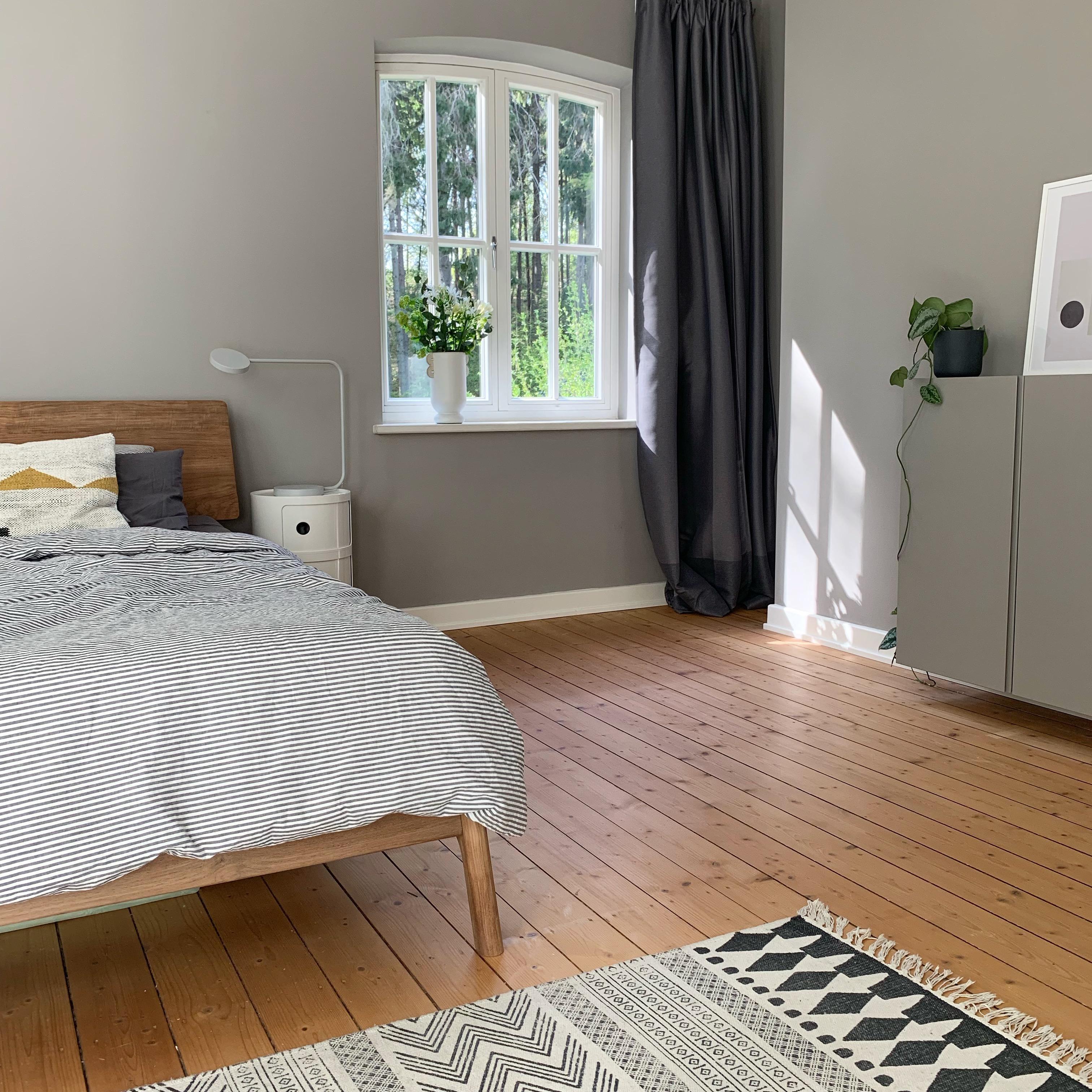 Schlafzimmer Klein Wandfarbe 18: Bett-Inspiration: Mach's Dir Kuschelig
