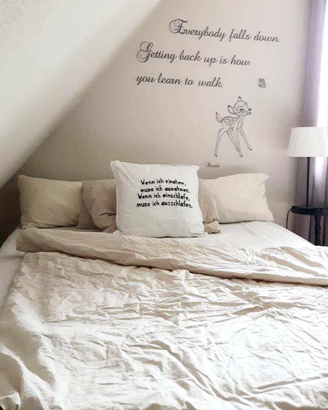 Wand Nachttisch nachttisch bilder ideen couchstyle