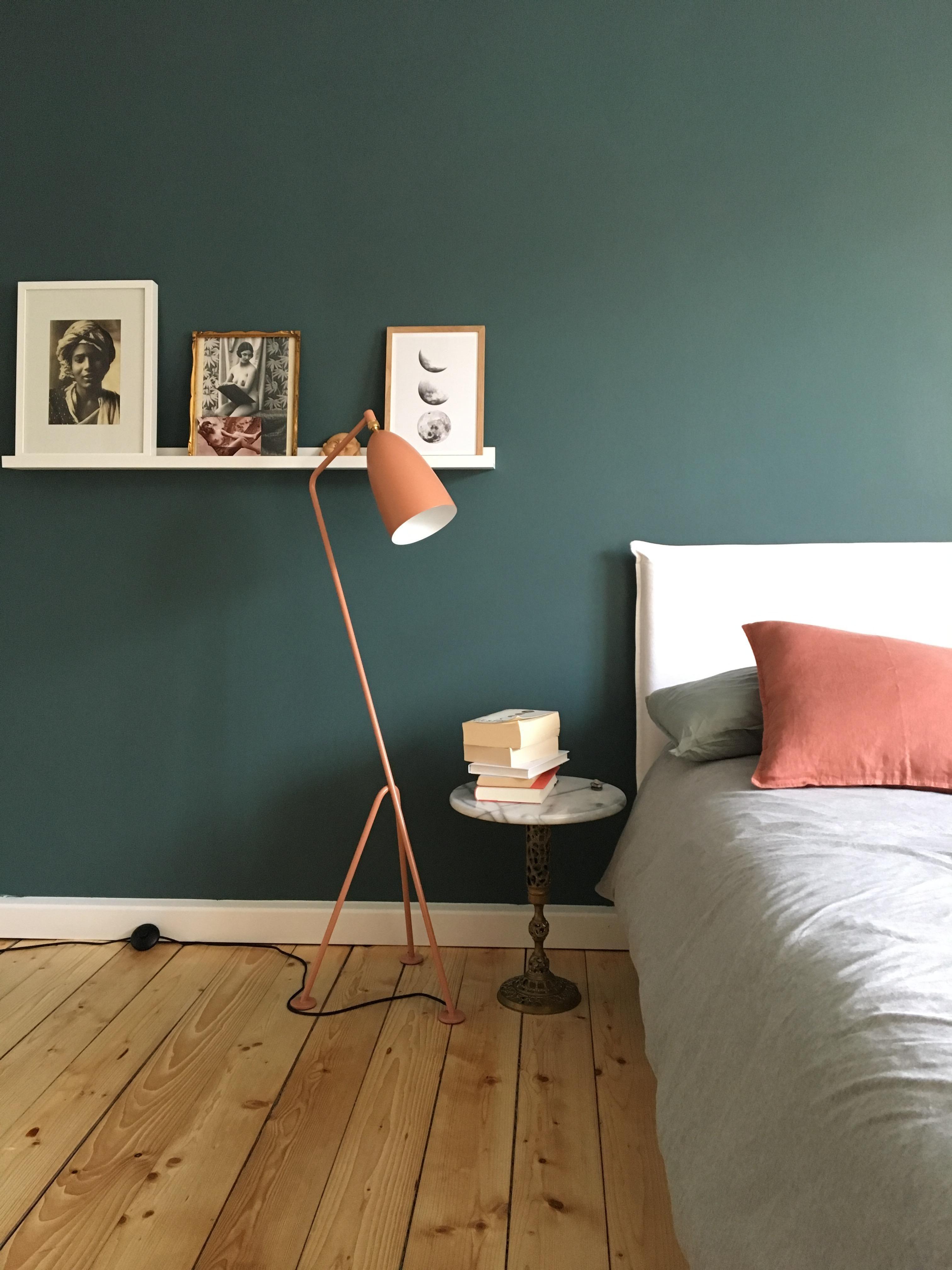 Schlafzimmer Grueneliebe Vintage Boho Interiordesign Lebensraumgestaltung  Couchliebt Neuhier Dc622655 8372 4d5b B80a 38eefe0ef1a1