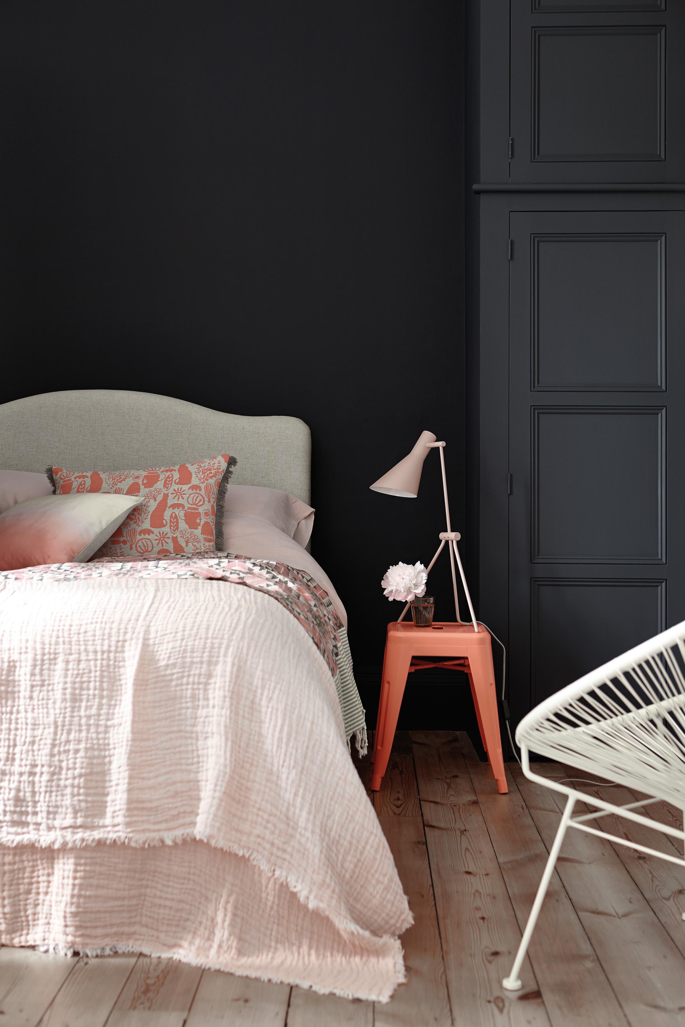 koralle ? bilder & ideen ? couchstyle - Wandfarbe Korall