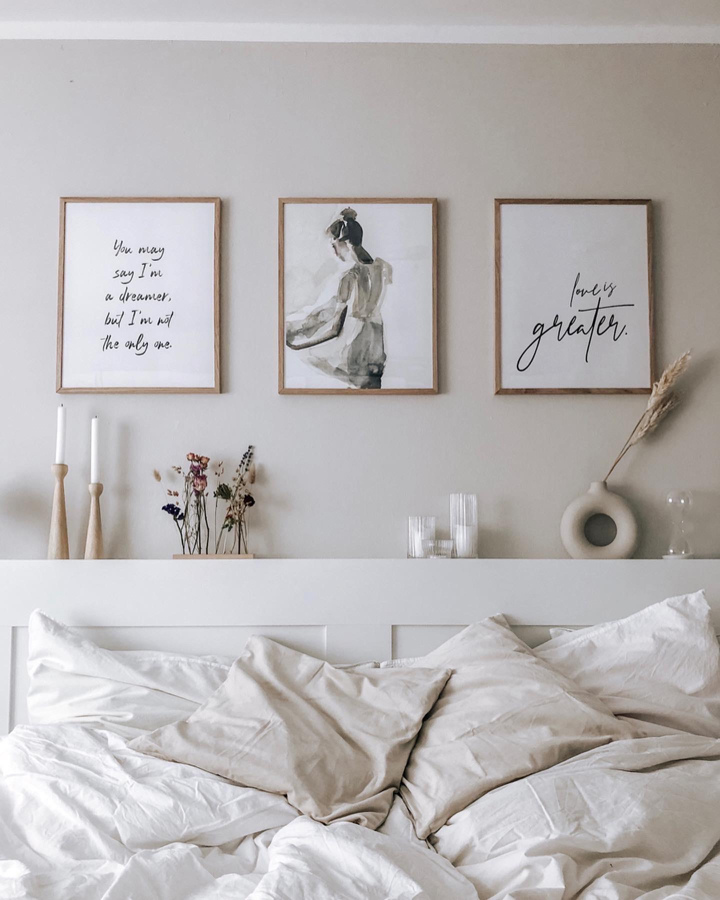 schlafzimmer #new #poster #cozy #beige #naturtöne #