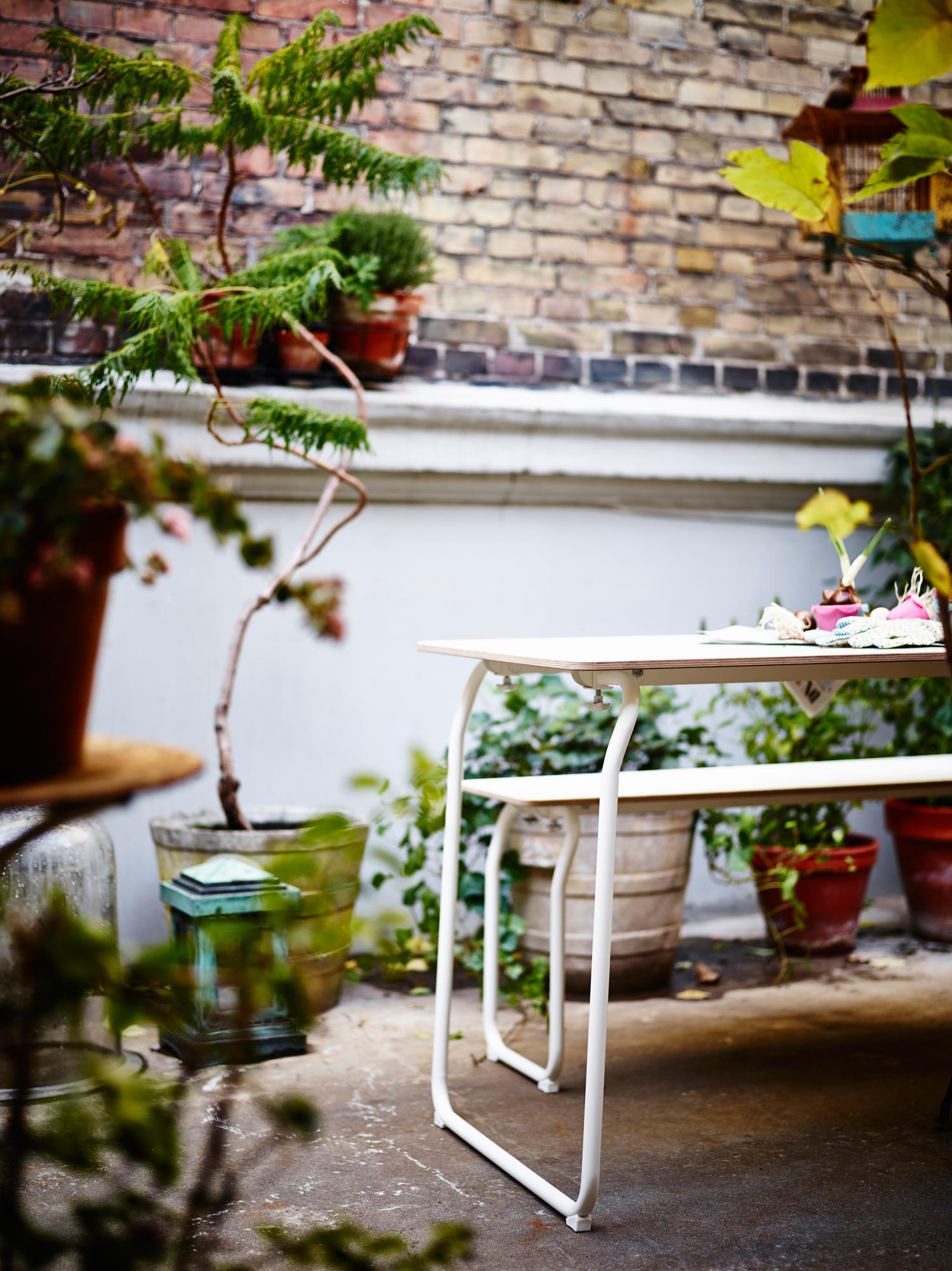 Bierbank bilder ideen couch - Ikea terrassenmobel ...