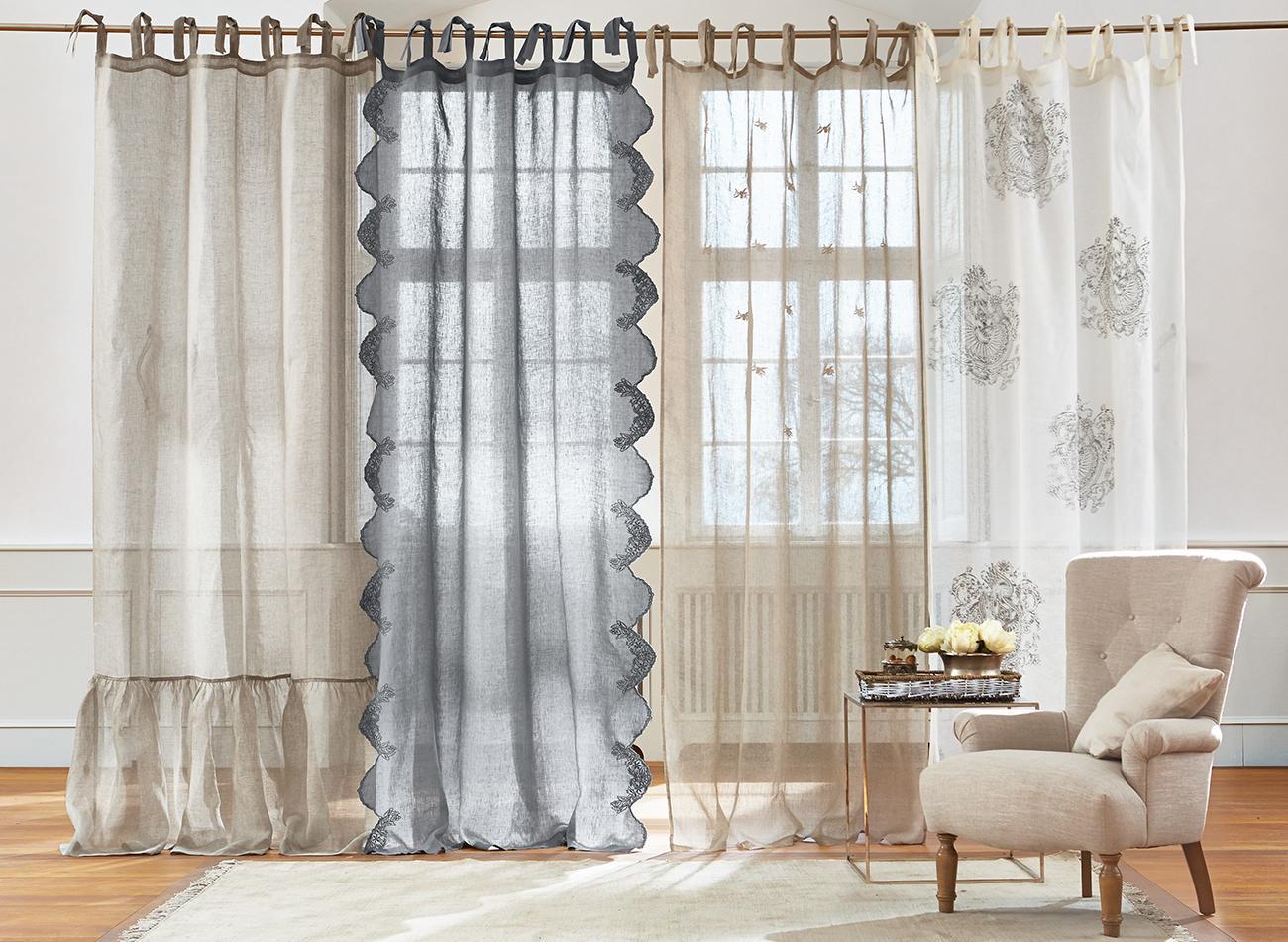 wo kann man gardinen kaufen fabulous gardine mit. Black Bedroom Furniture Sets. Home Design Ideas