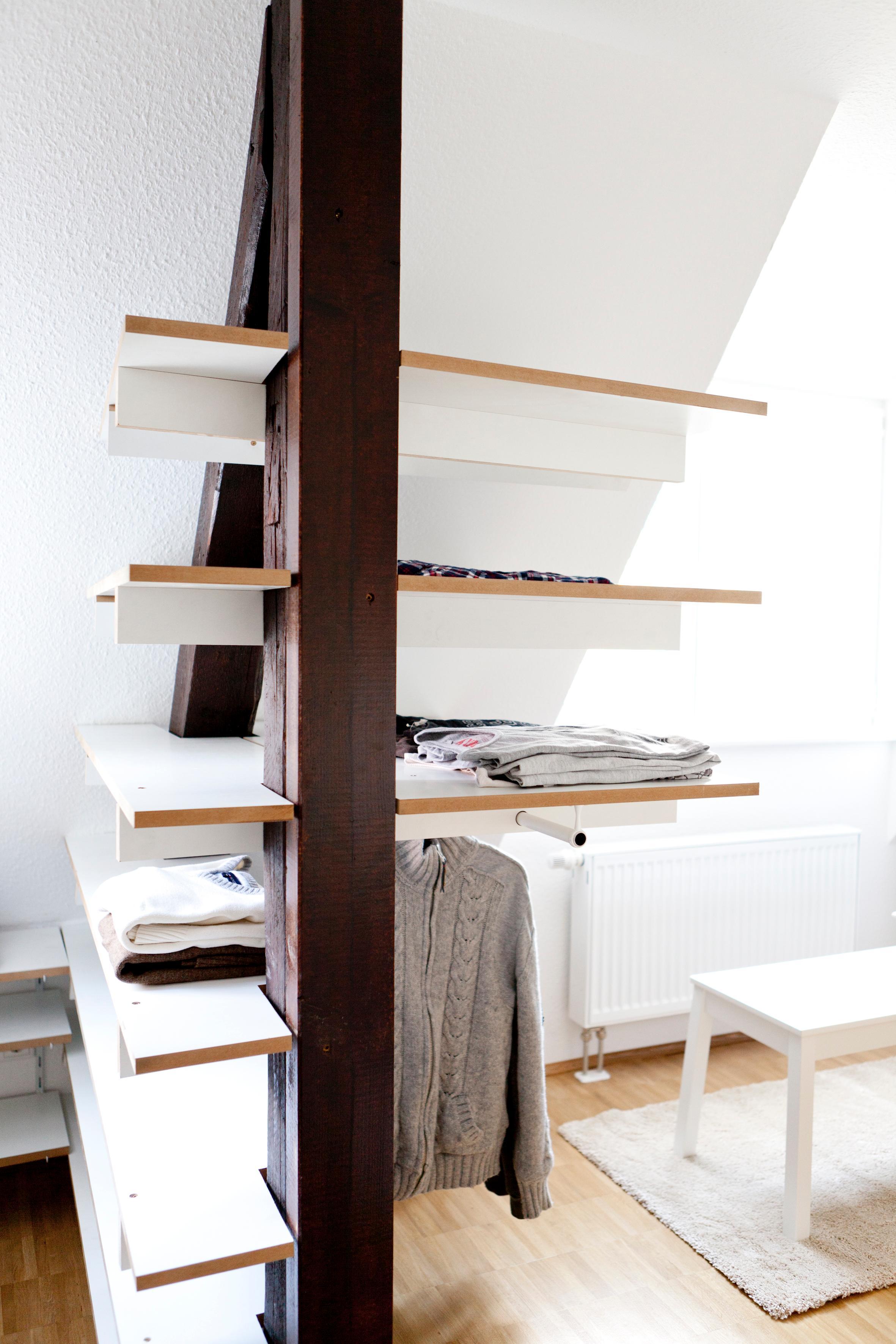 Offener Kleiderschrank • Bilder & Ideen • COUCHstyle
